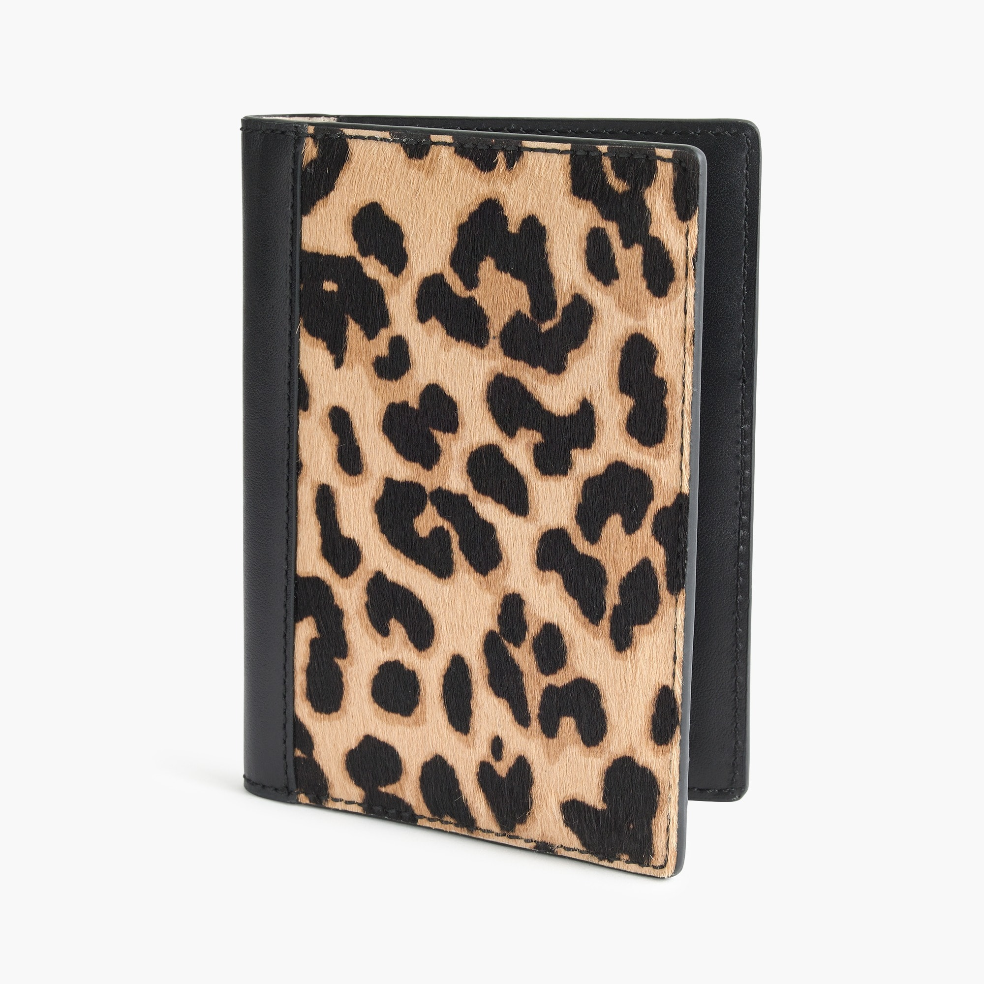 Image 2 for Calf hair passport case