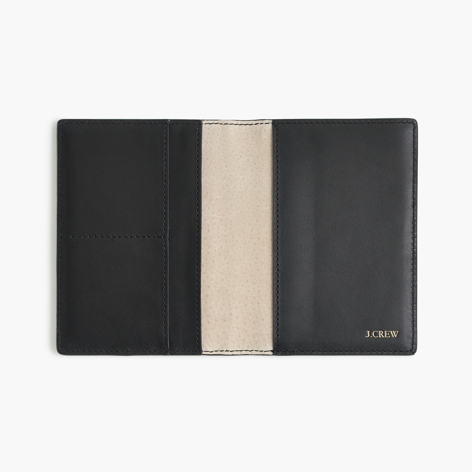 Image 1 for Calf hair passport case