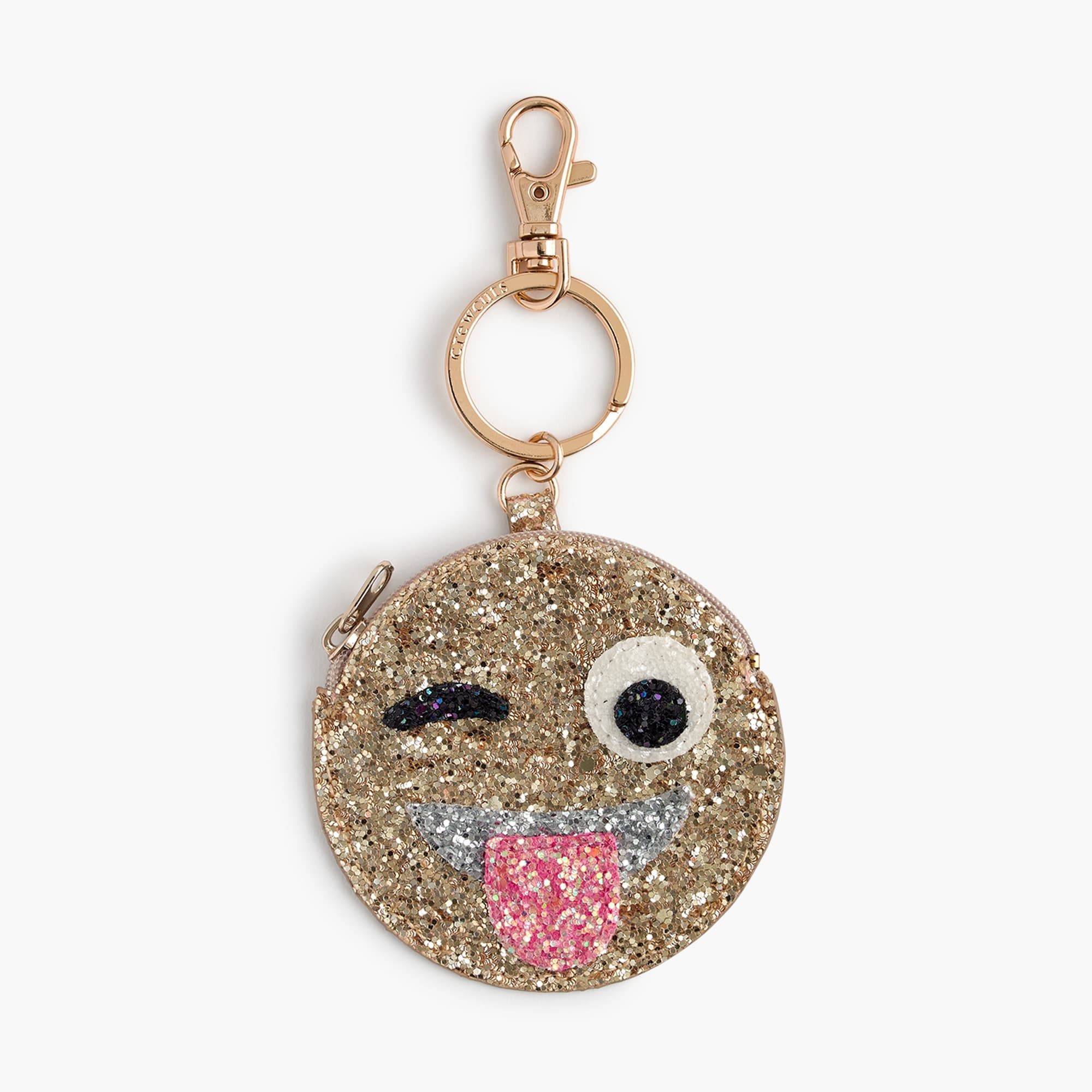 Image 1 for Kids' glitter coin purse