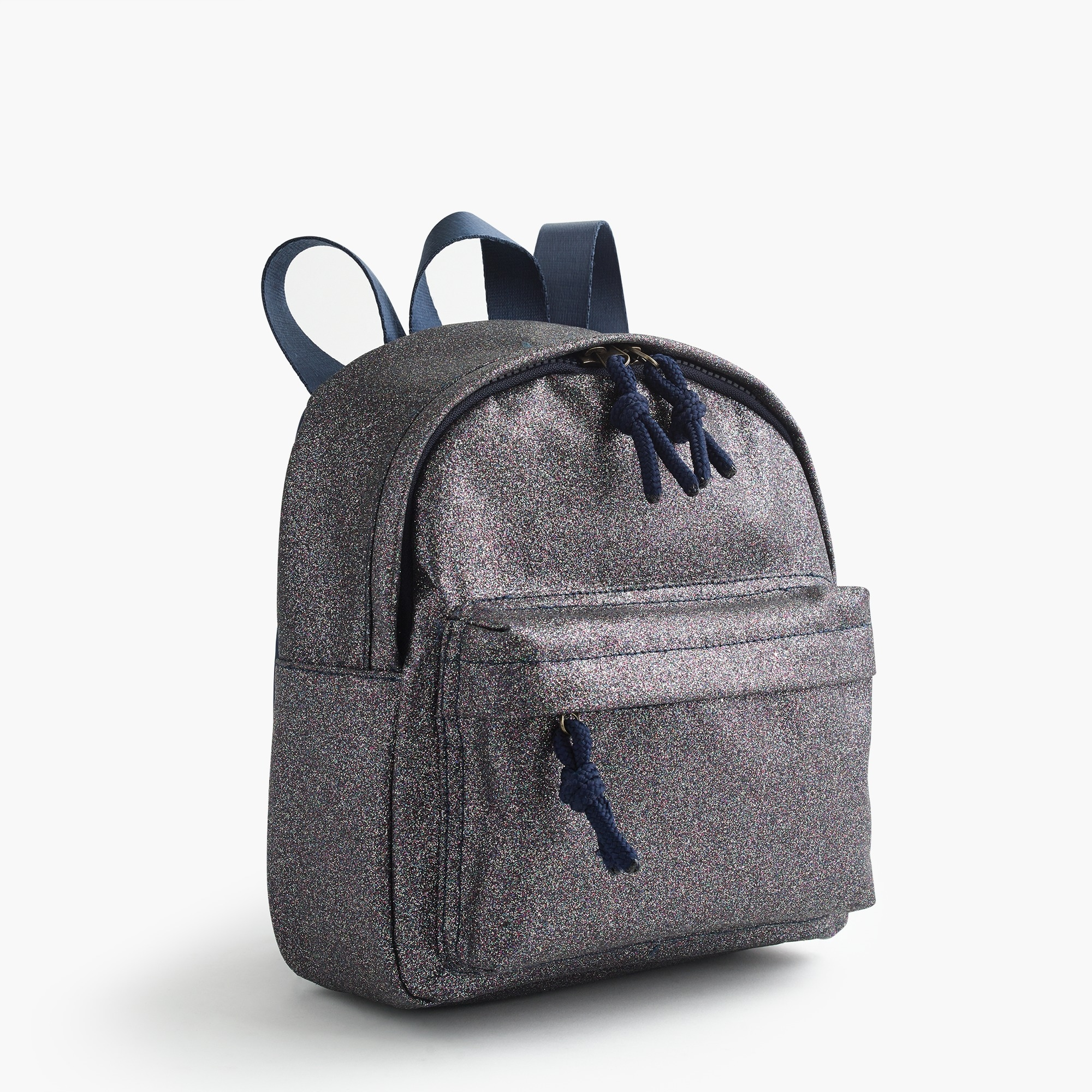 Kids' glitter mini backpack
