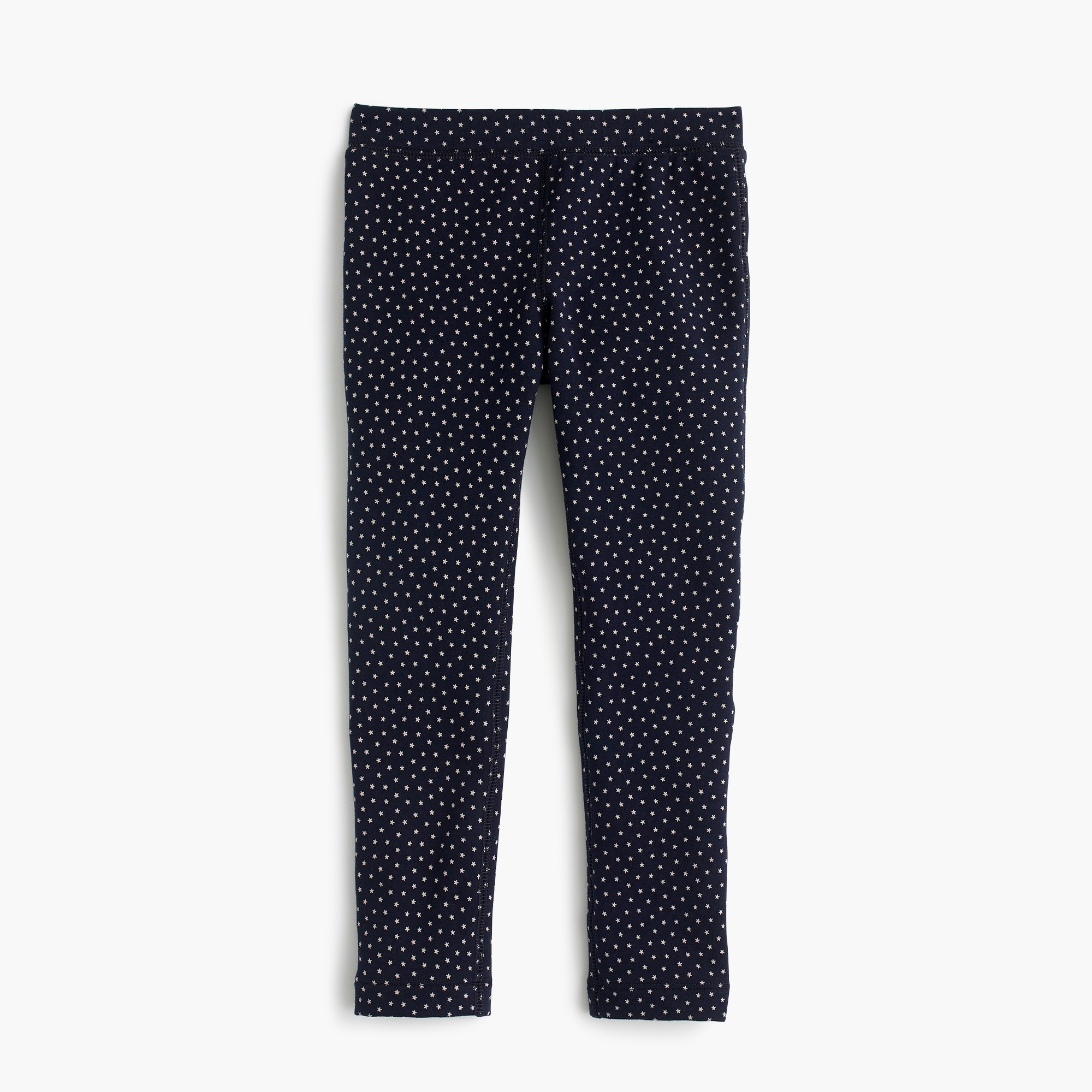 Girls' cozy everyday leggings in tiny stars girl new arrivals c