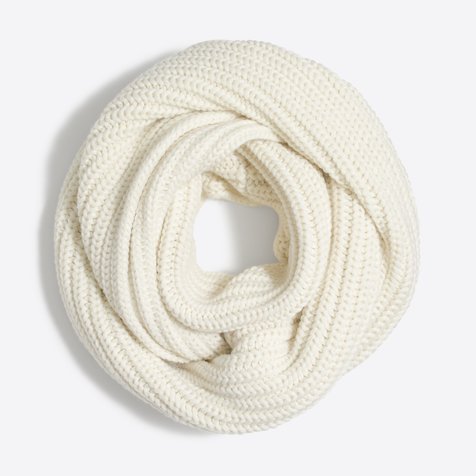 Image 1 for Cozy ribbed snood