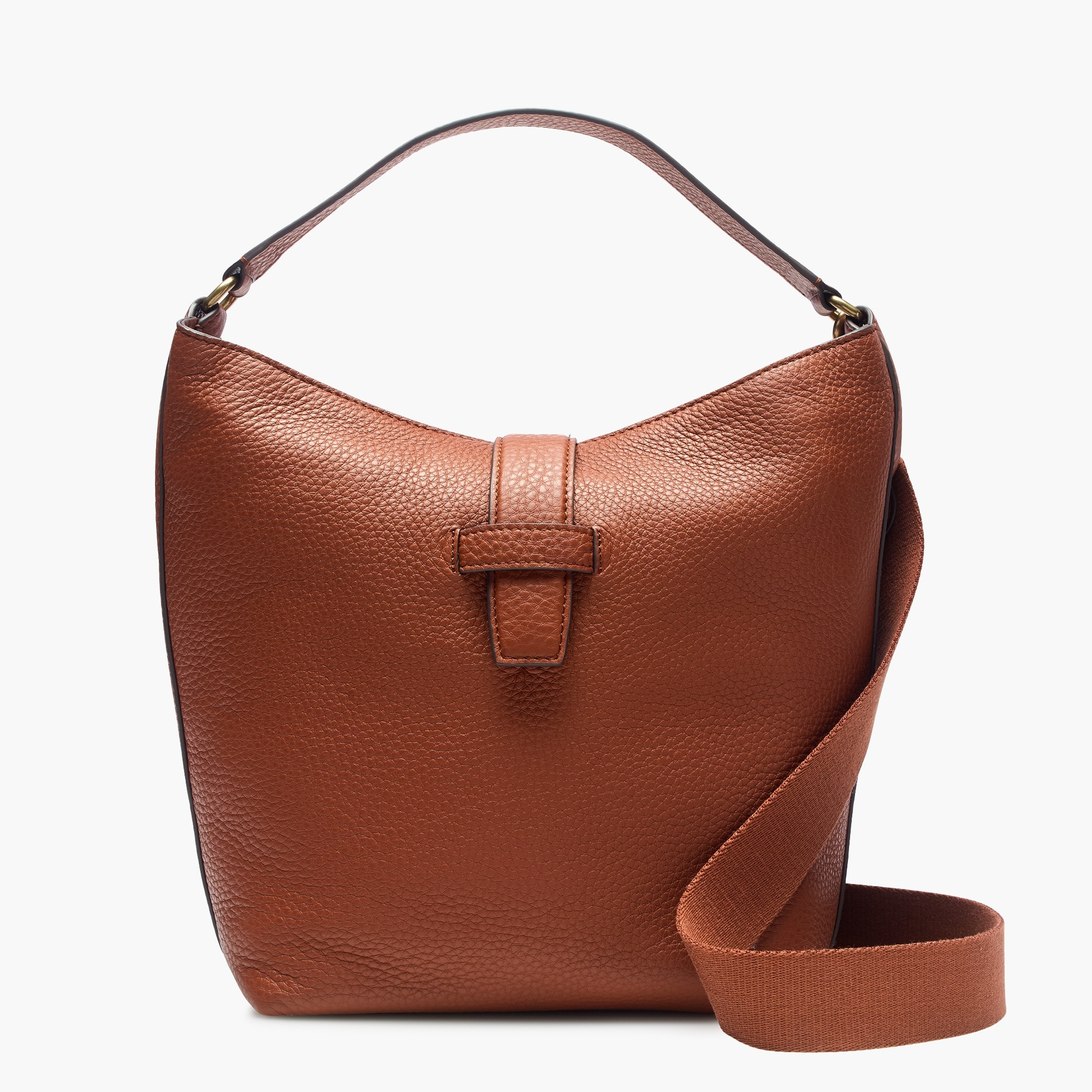 Image 4 for Signet hobo bag in Italian leather
