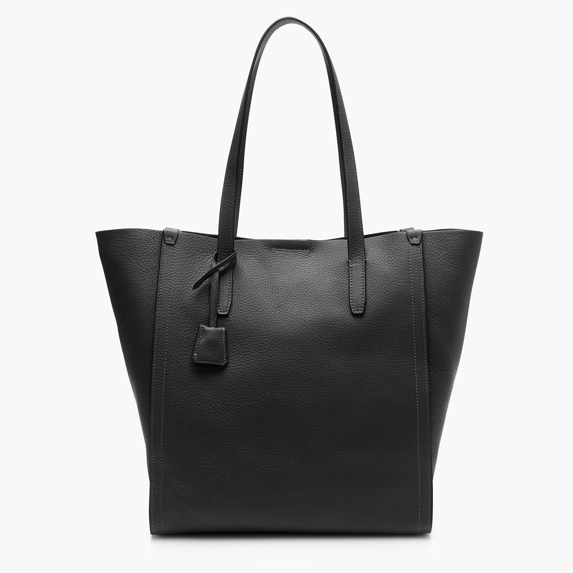 Signet tote bag in Italian leather women bags c