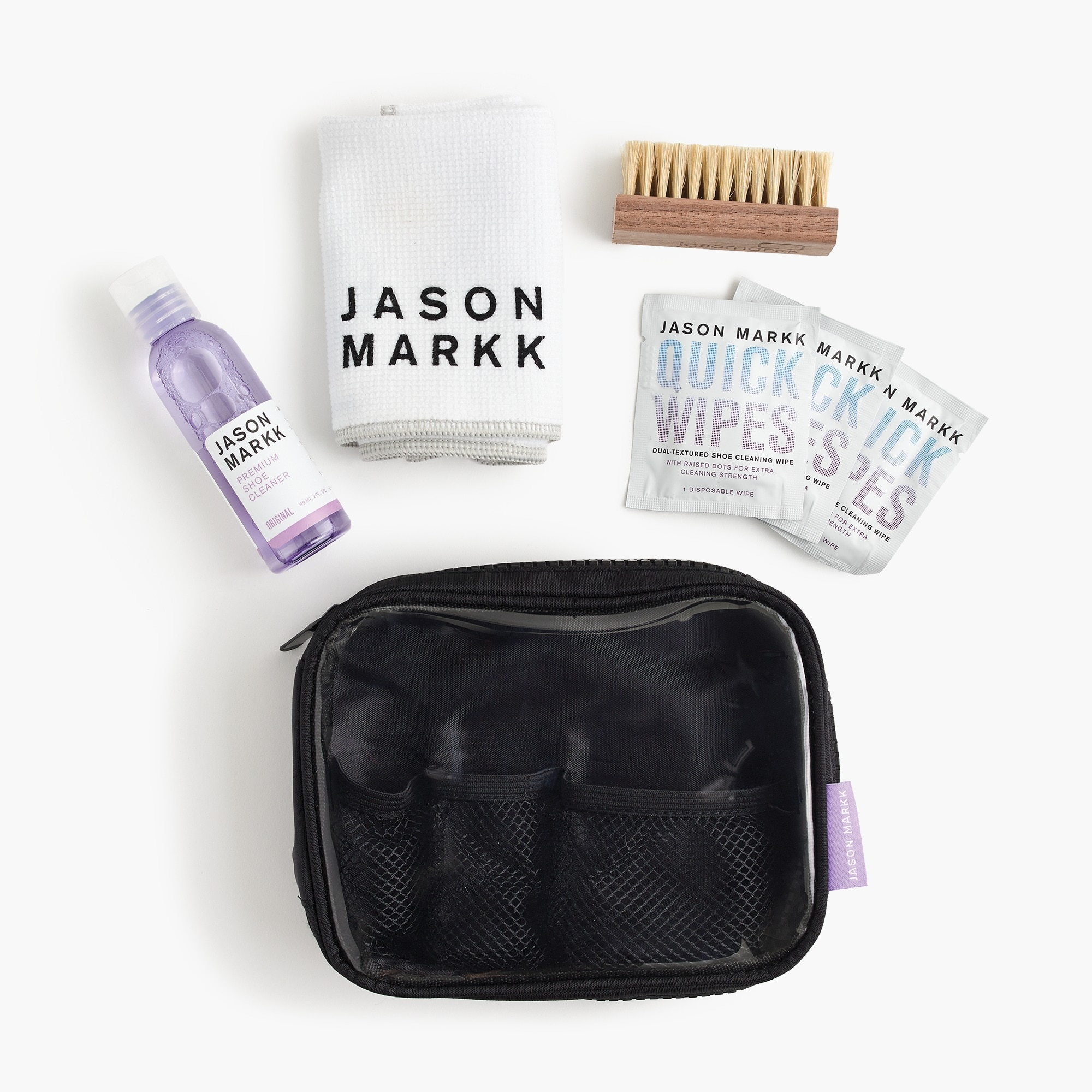 Jason Markk™ sneaker cleaning travel kit men j.crew in good company c