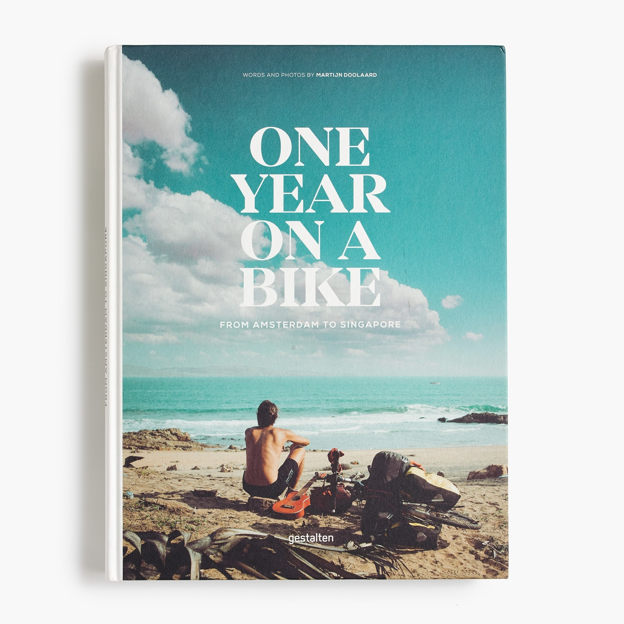 one year on a bike: from amsterdam to singapore : men books & magazines