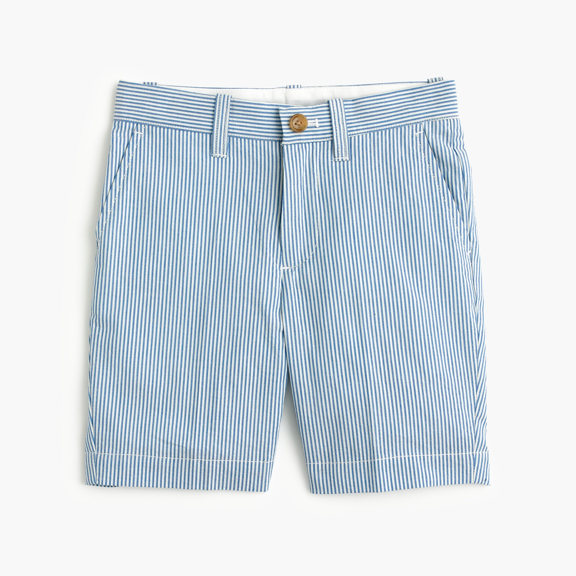 boys Boys' Stanton short in seersucker