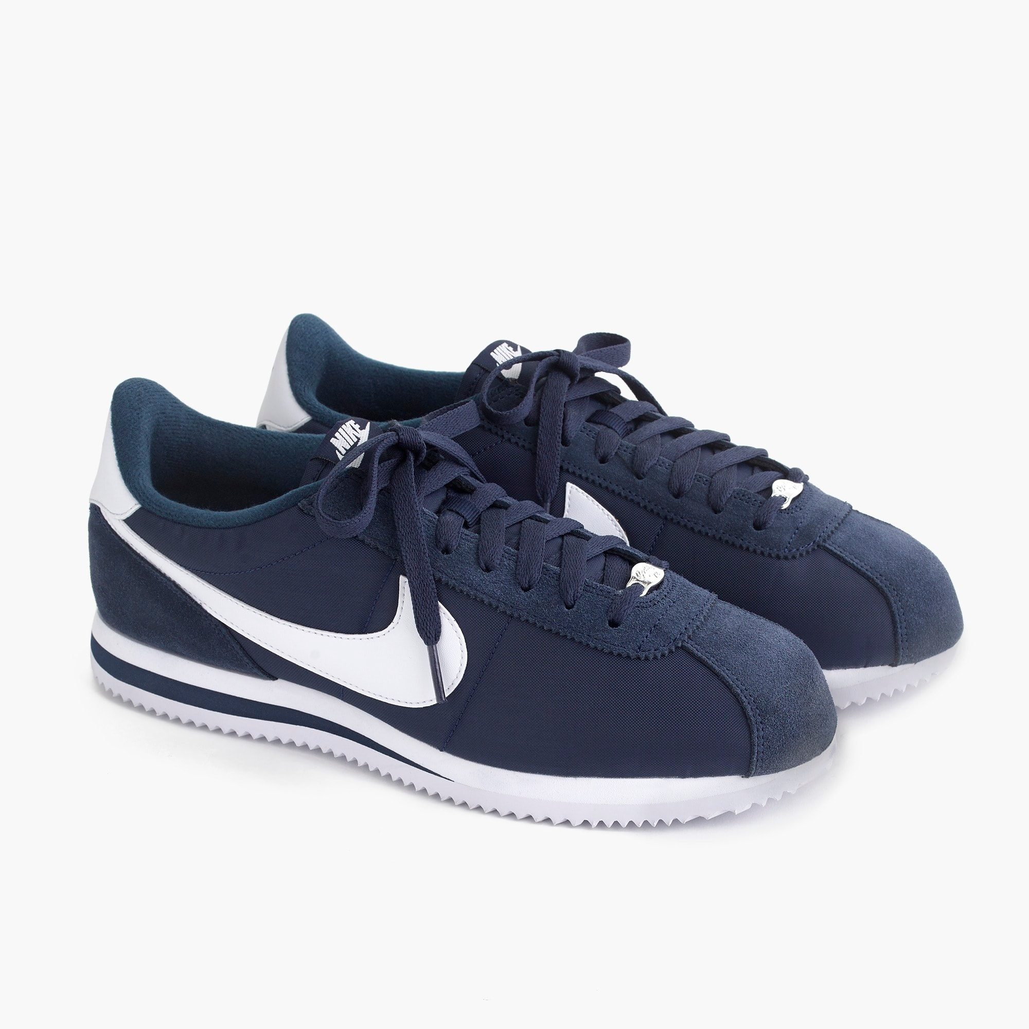 mens Nike® Cortez sneakers in nylon