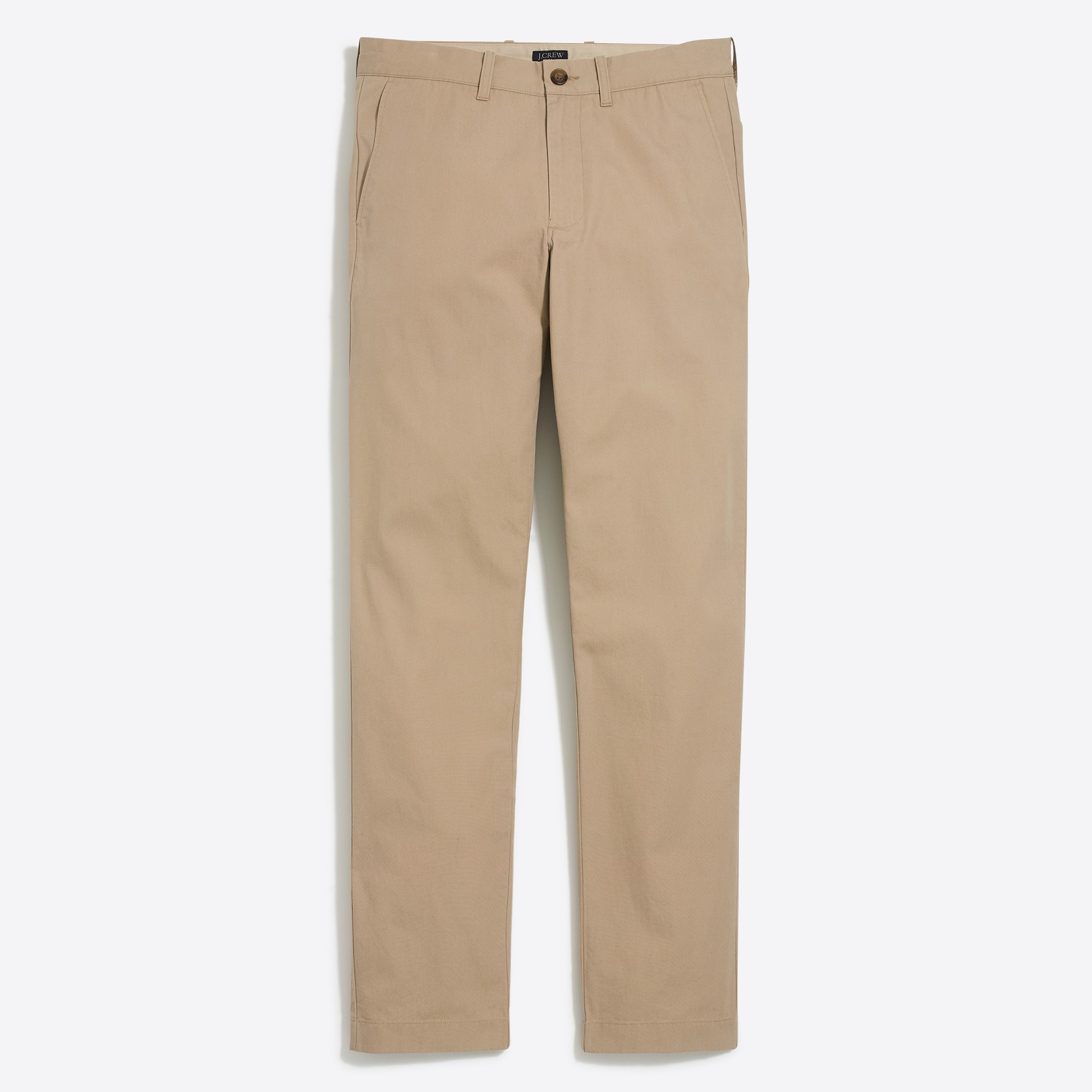J.Crew Mercantile Sutton straight-fit lightweight chino men pants c