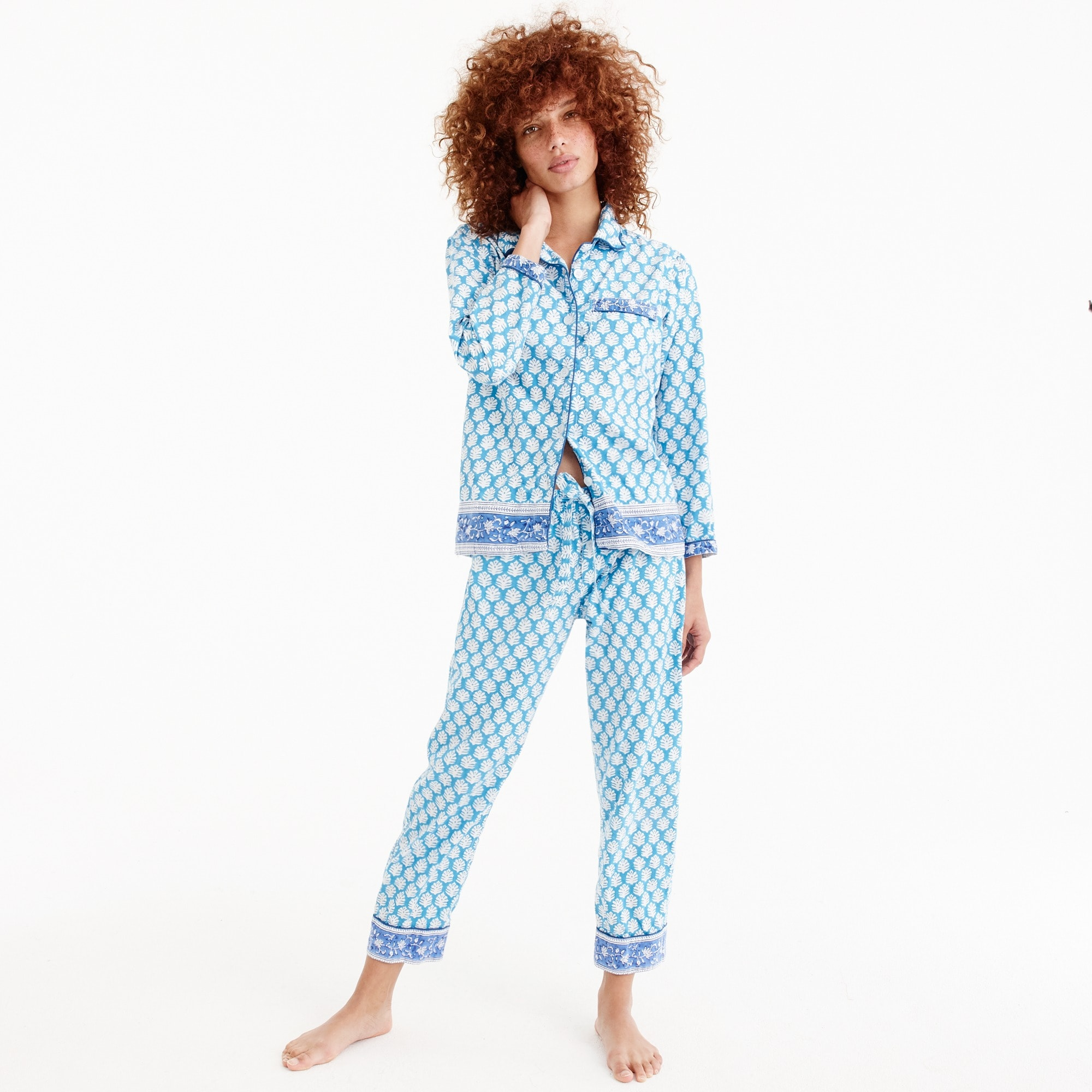 SZ Blockprints™ for J.Crew sleep set
