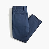 Boys' Thompson suit pant in flex chino