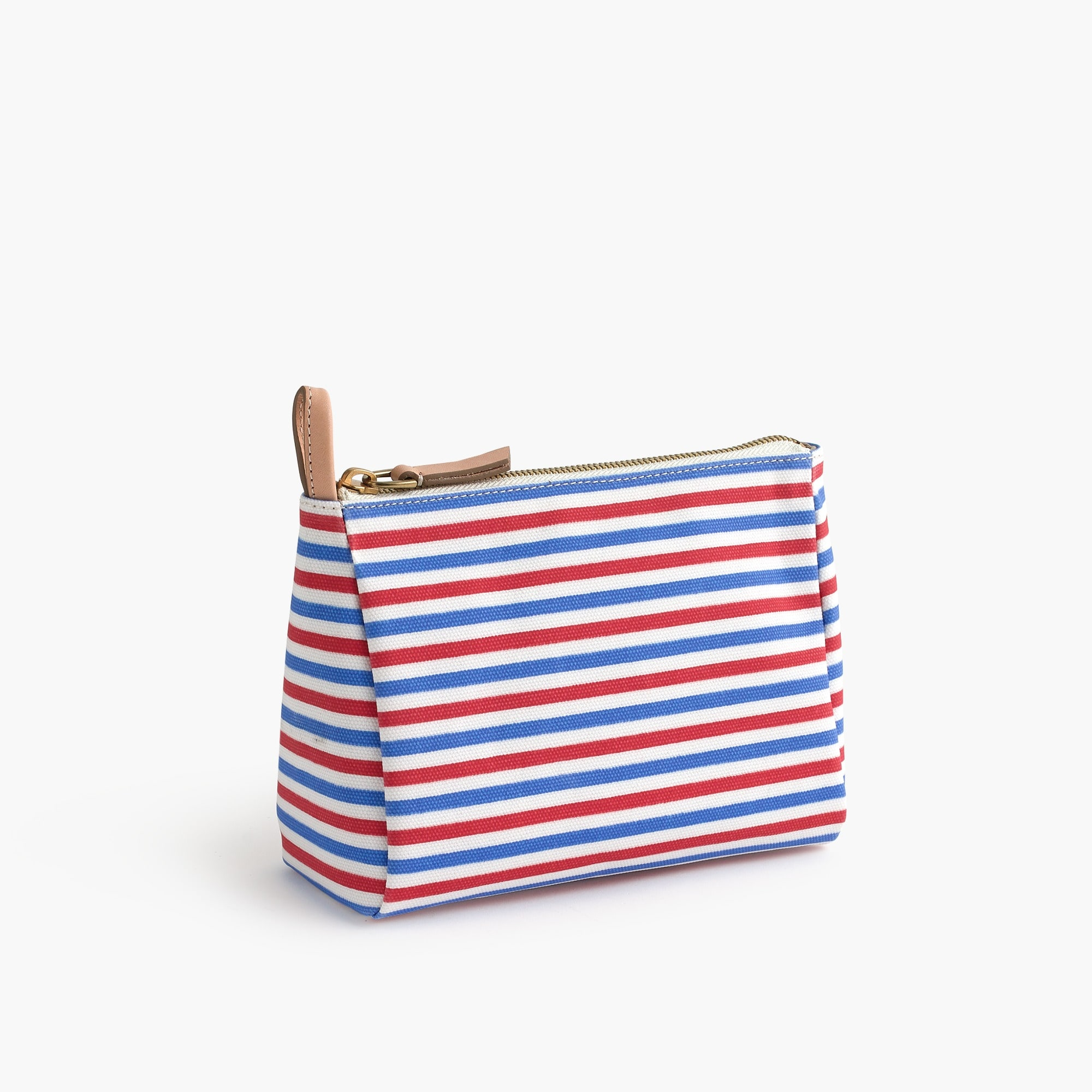 Image 1 for Striped cosmetic case