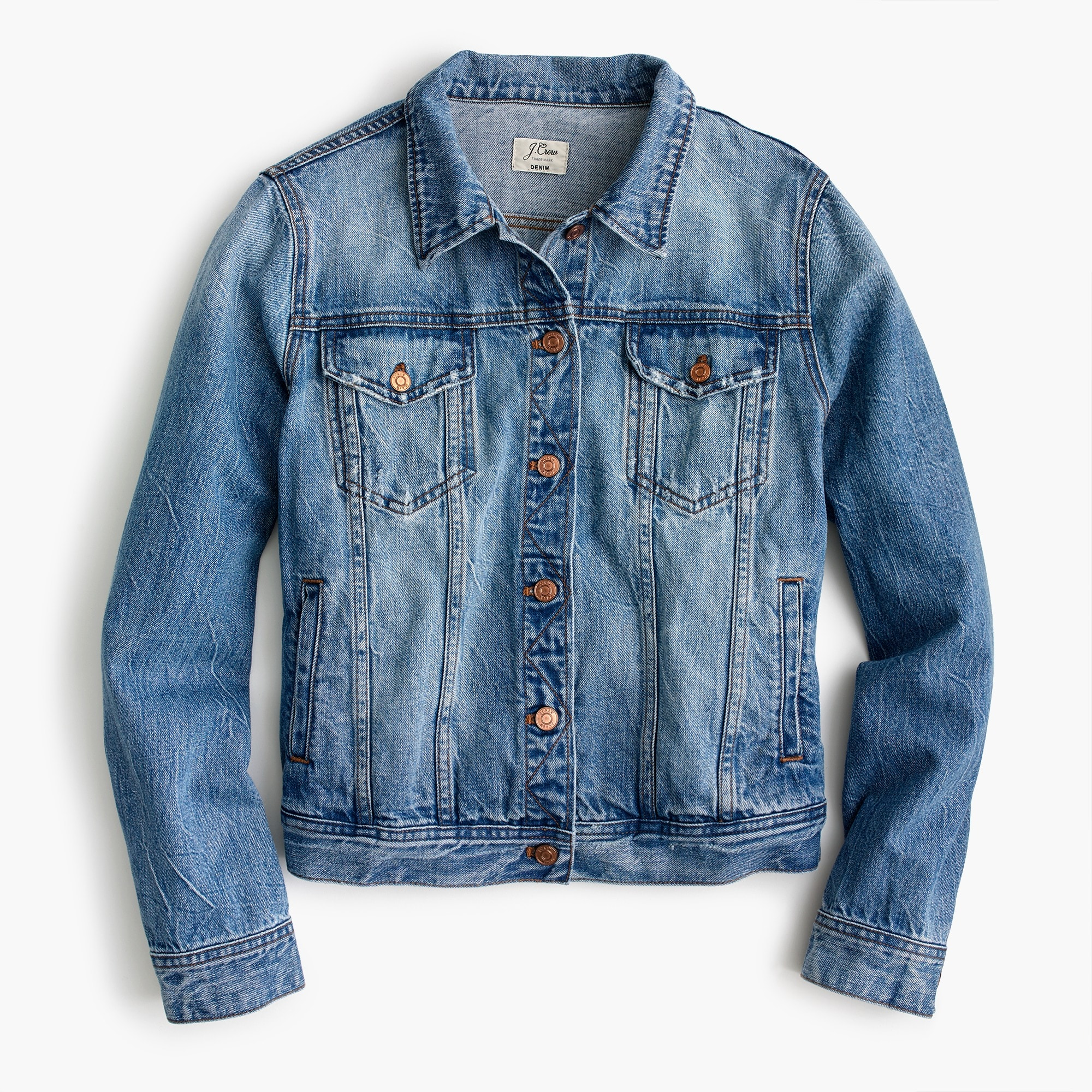 Image 2 for Petite classic denim jacket