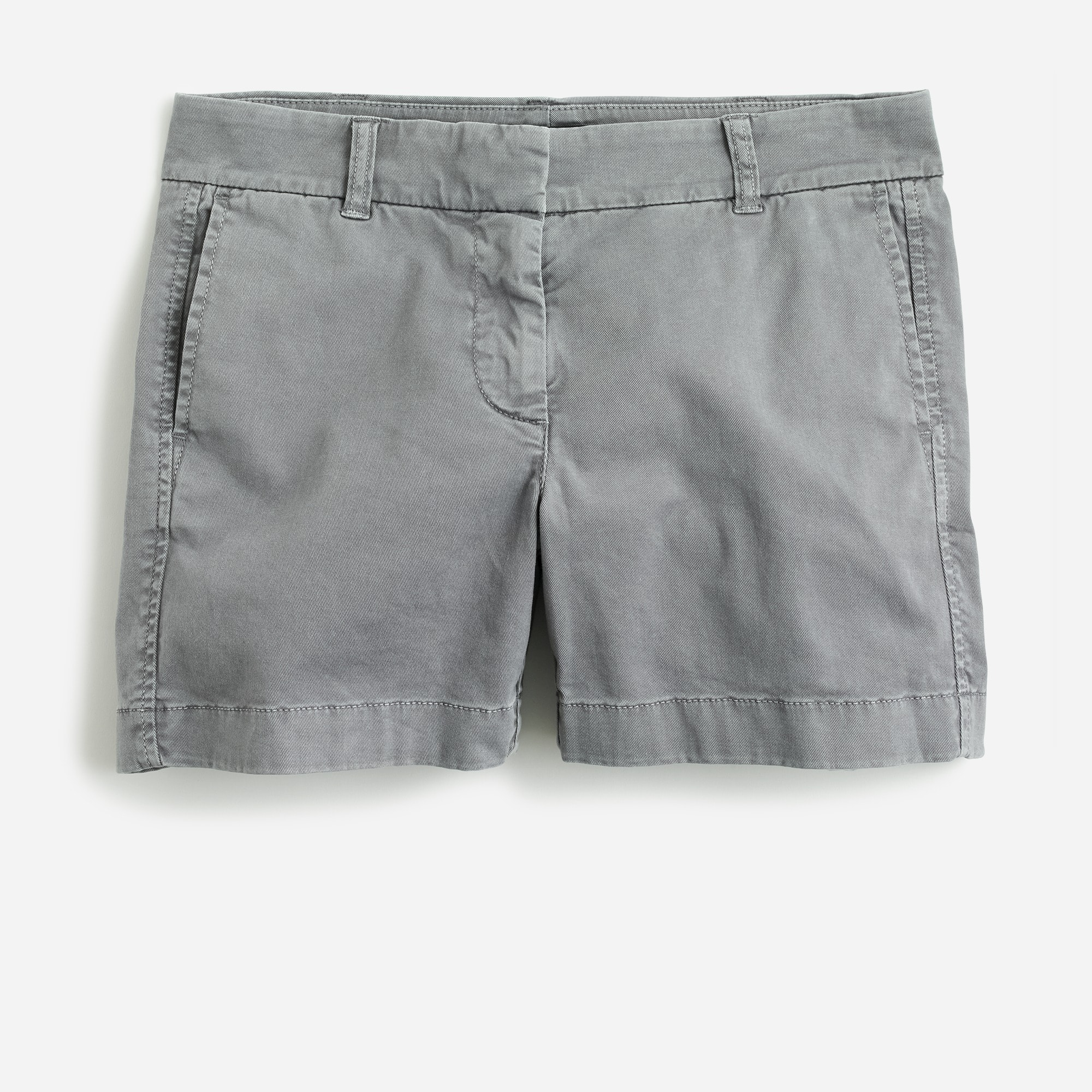 "womens 5"" stretch chino short"