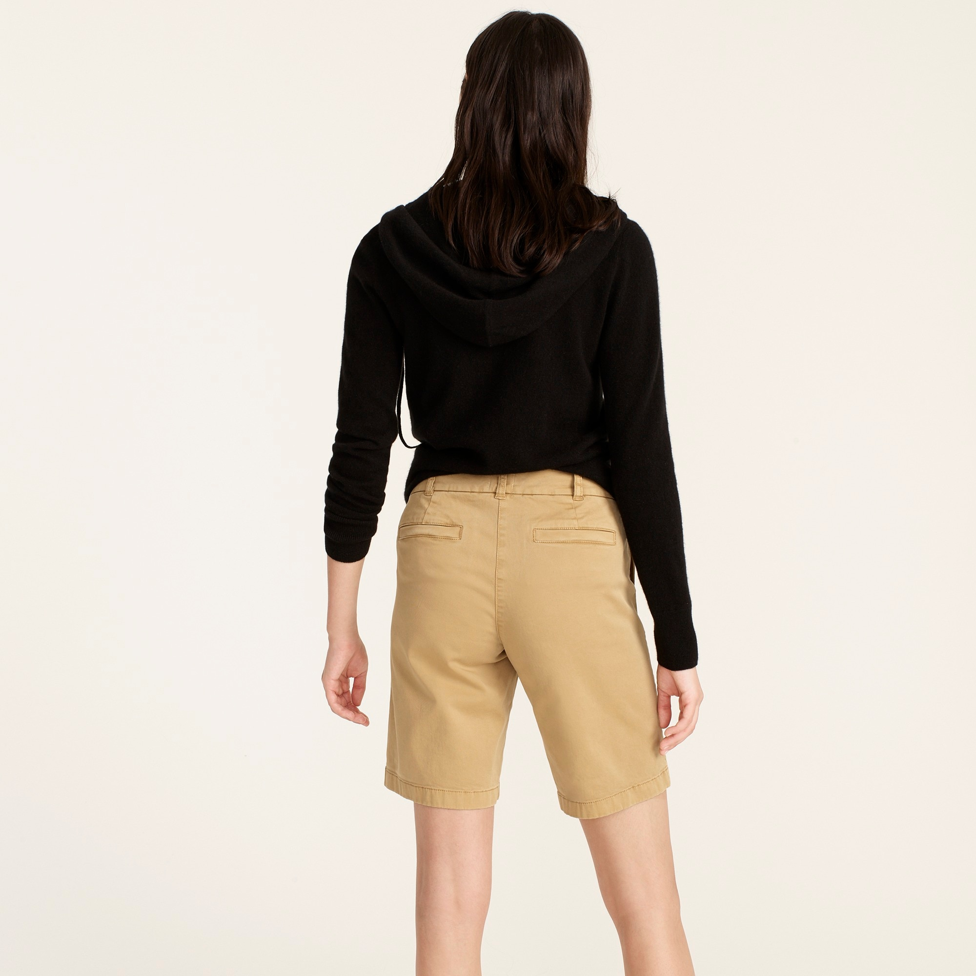 "10"" bermuda stretch chino short"