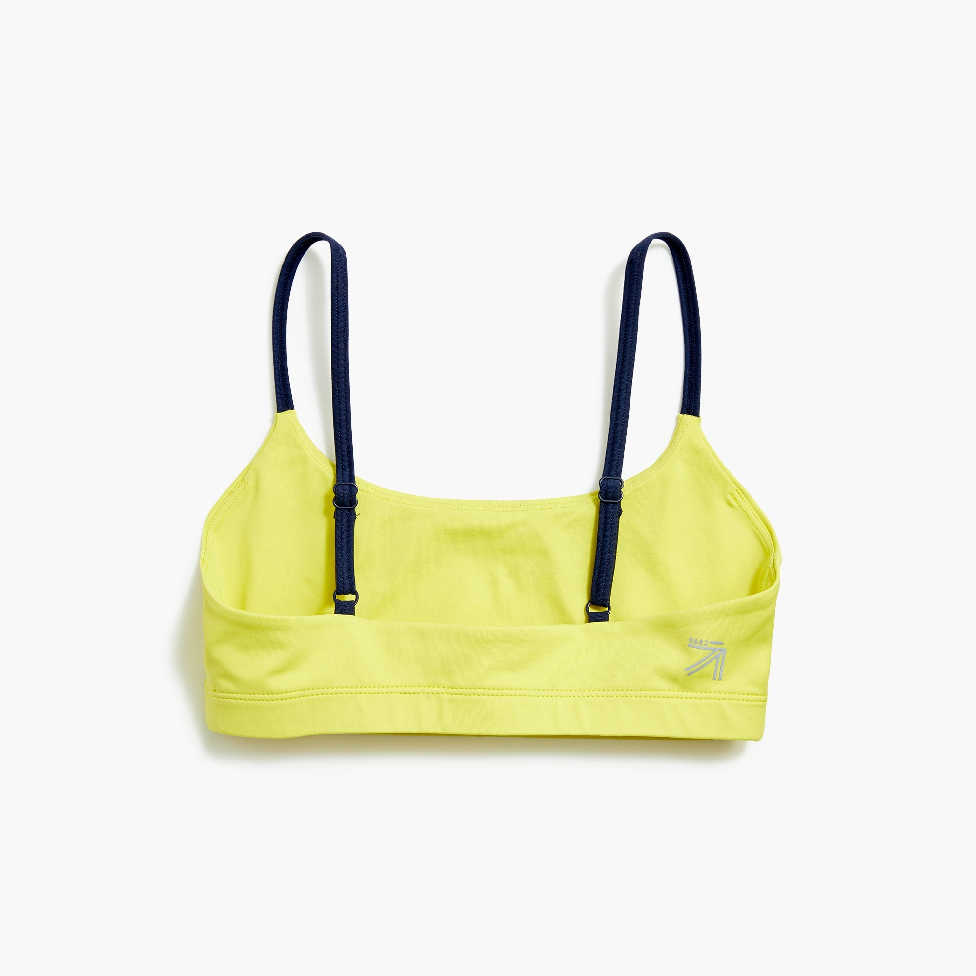New Balance® for J.Crew adjustable sports bra in Trinamic fabric