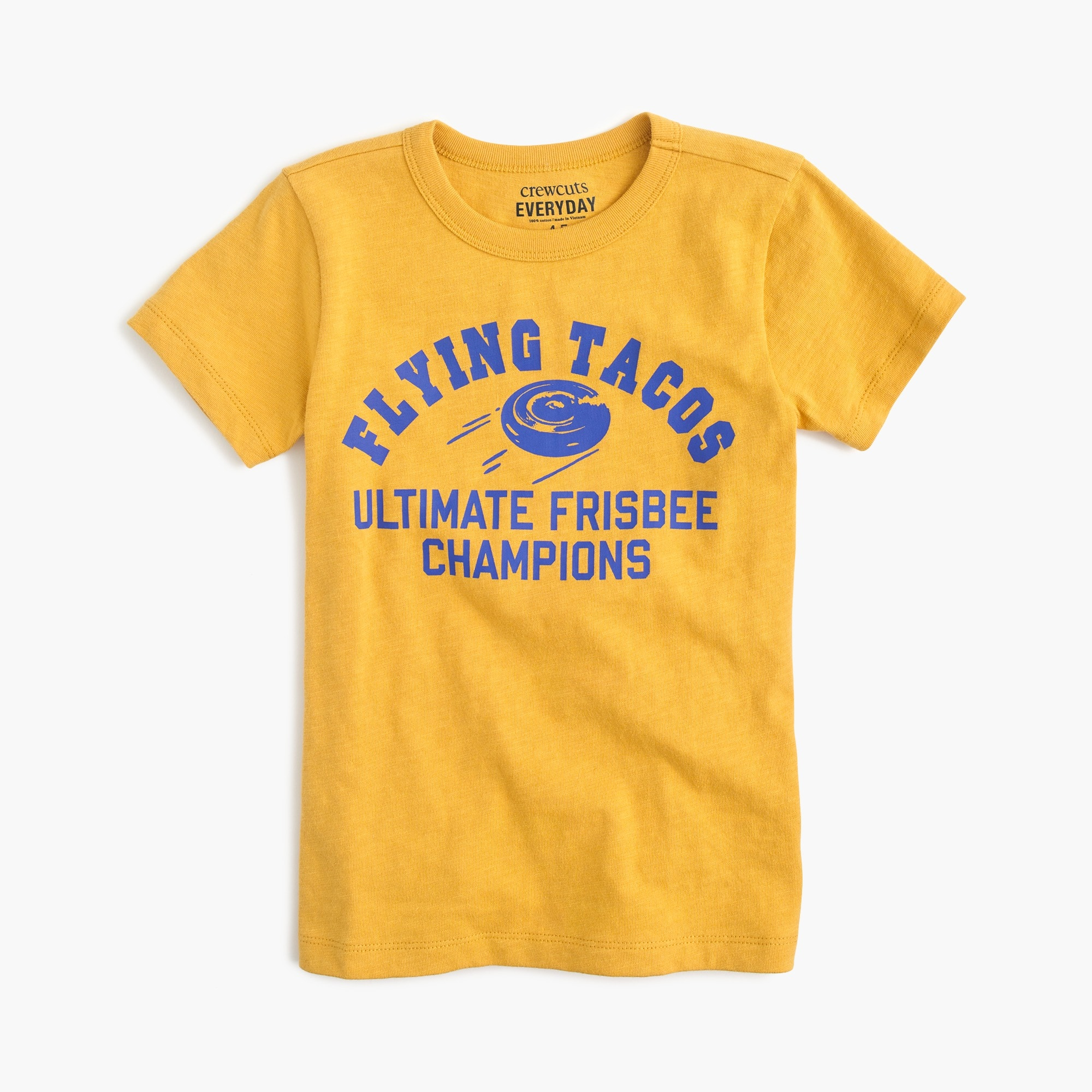 "Boys' ""flying taco"" T-shirt boy t-shirts & polos c"