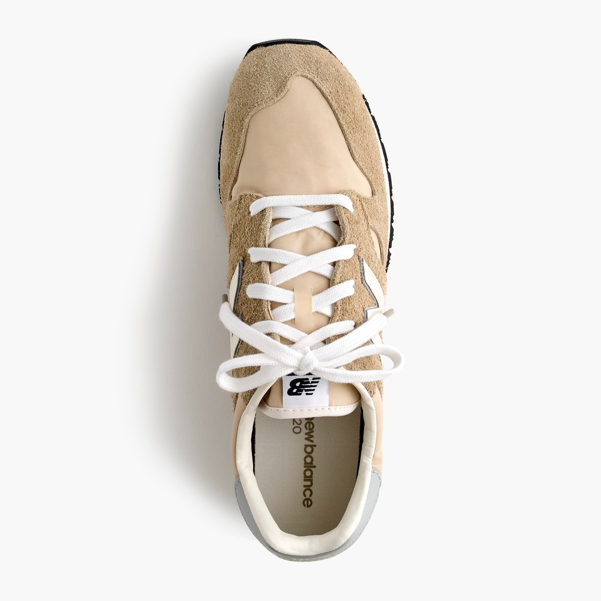 Image 2 for New Balance® for J.Crew 520 sneakers in hairy suede