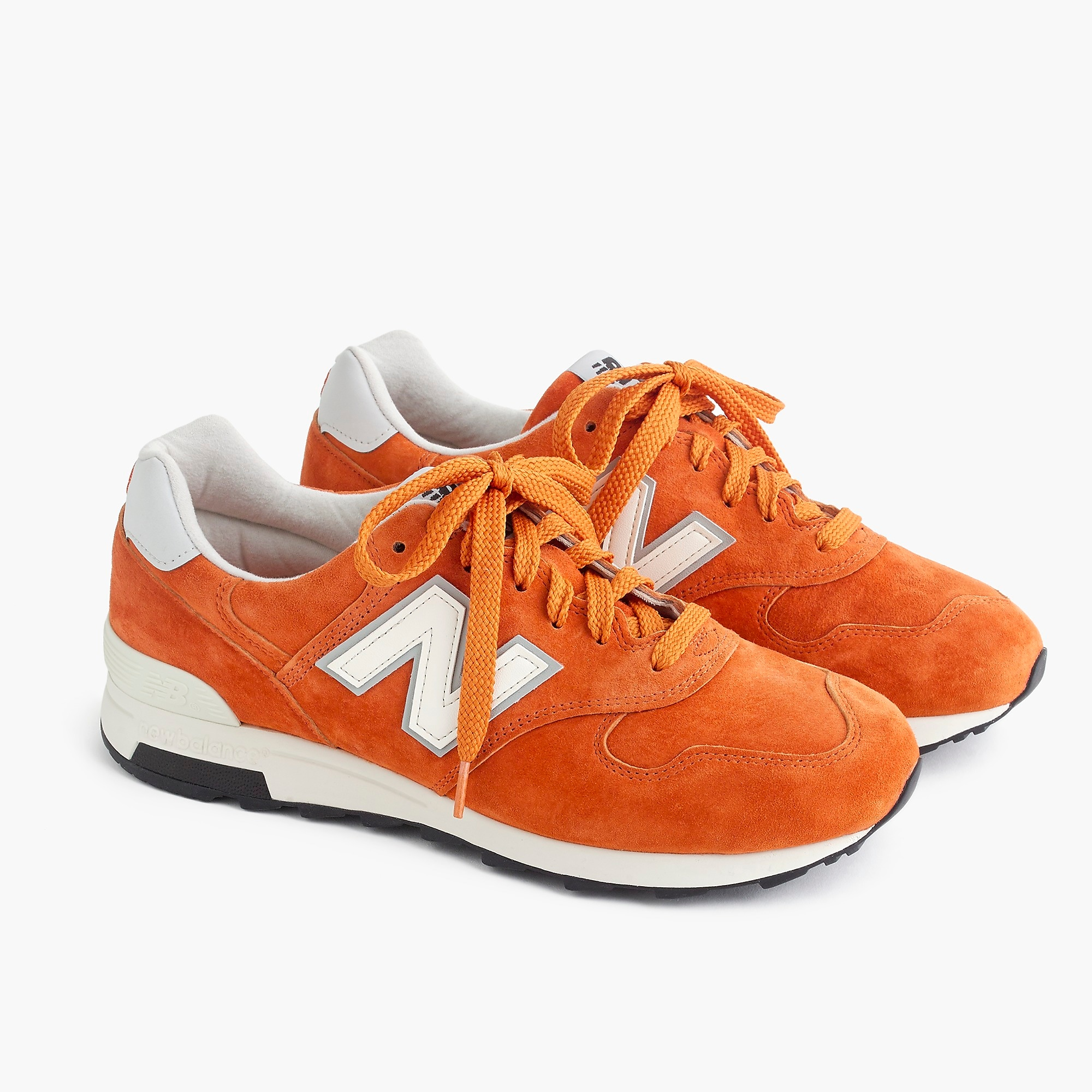 suitable for men/women where can i buy really comfortable J.Crew: New Balance® For J.Crew 1400 Sneakers In Orange