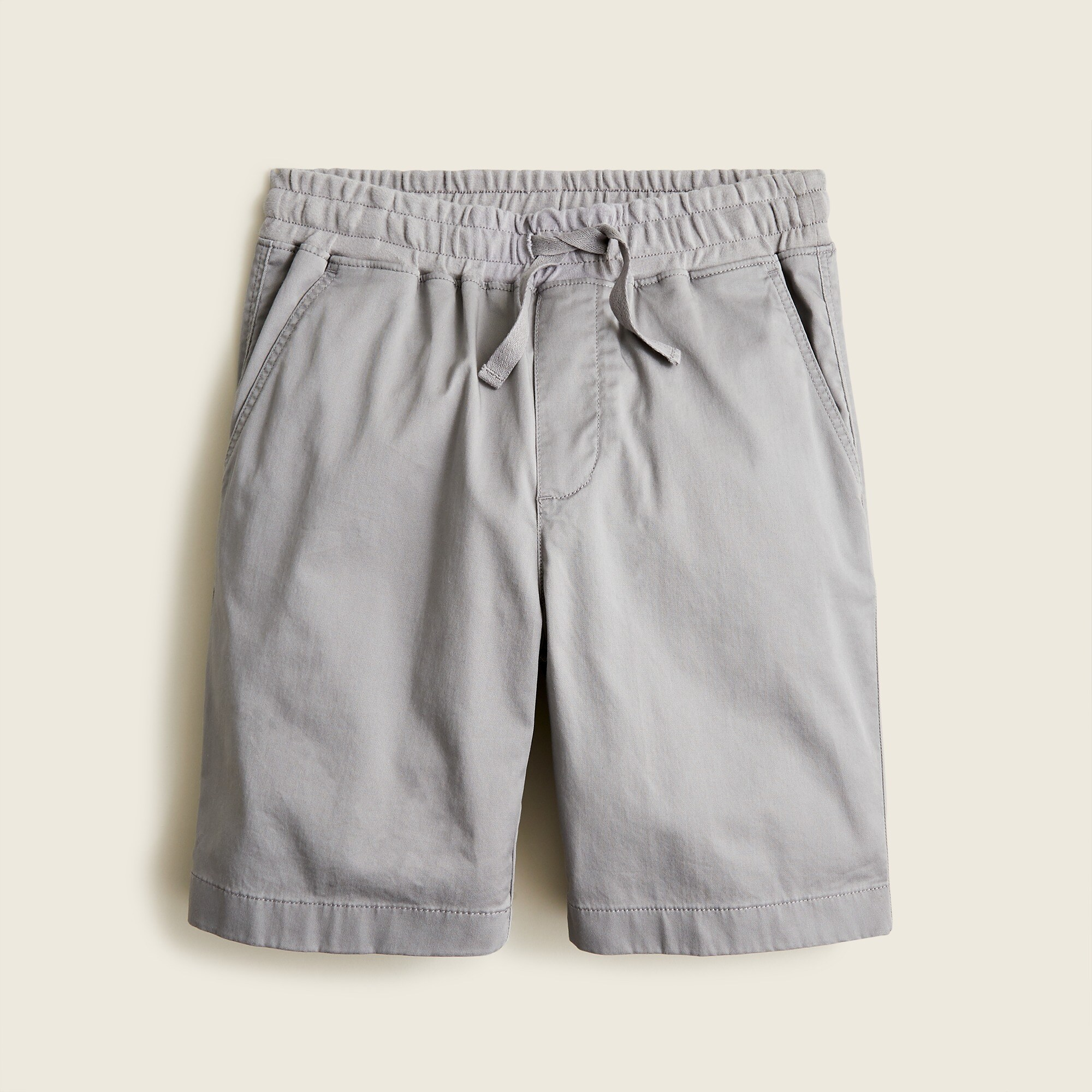 boys Boys' stretch pull-on short in lightweight cotton