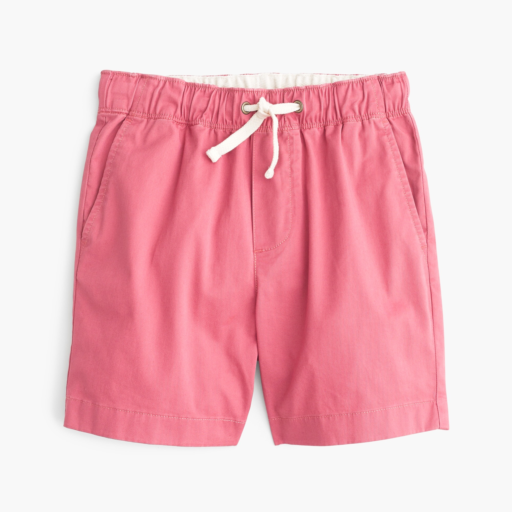 Boys' stretch dock short in lightweight chino boy new arrivals c