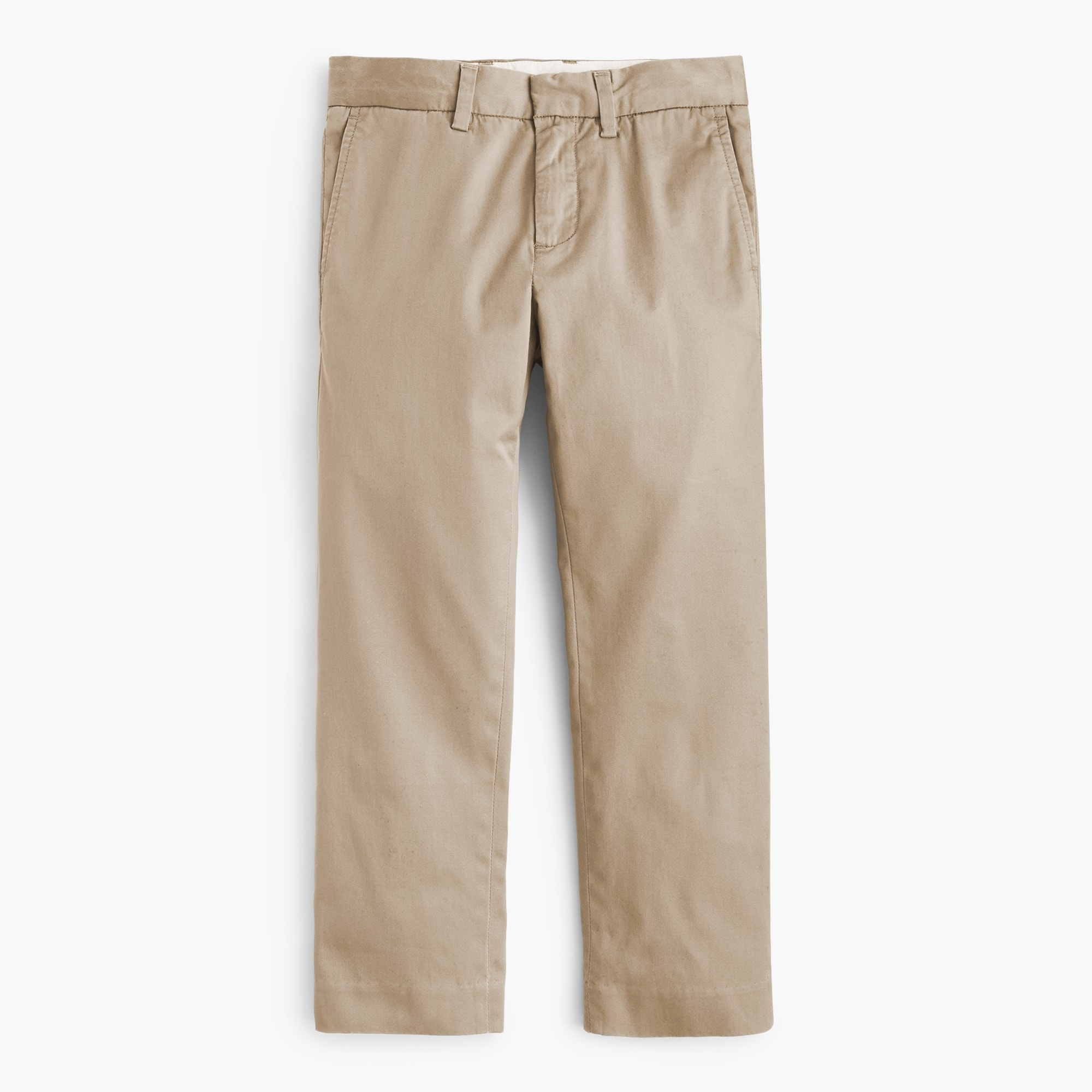 Boys' lightweight stretch chino pant in slim fit boy pants c