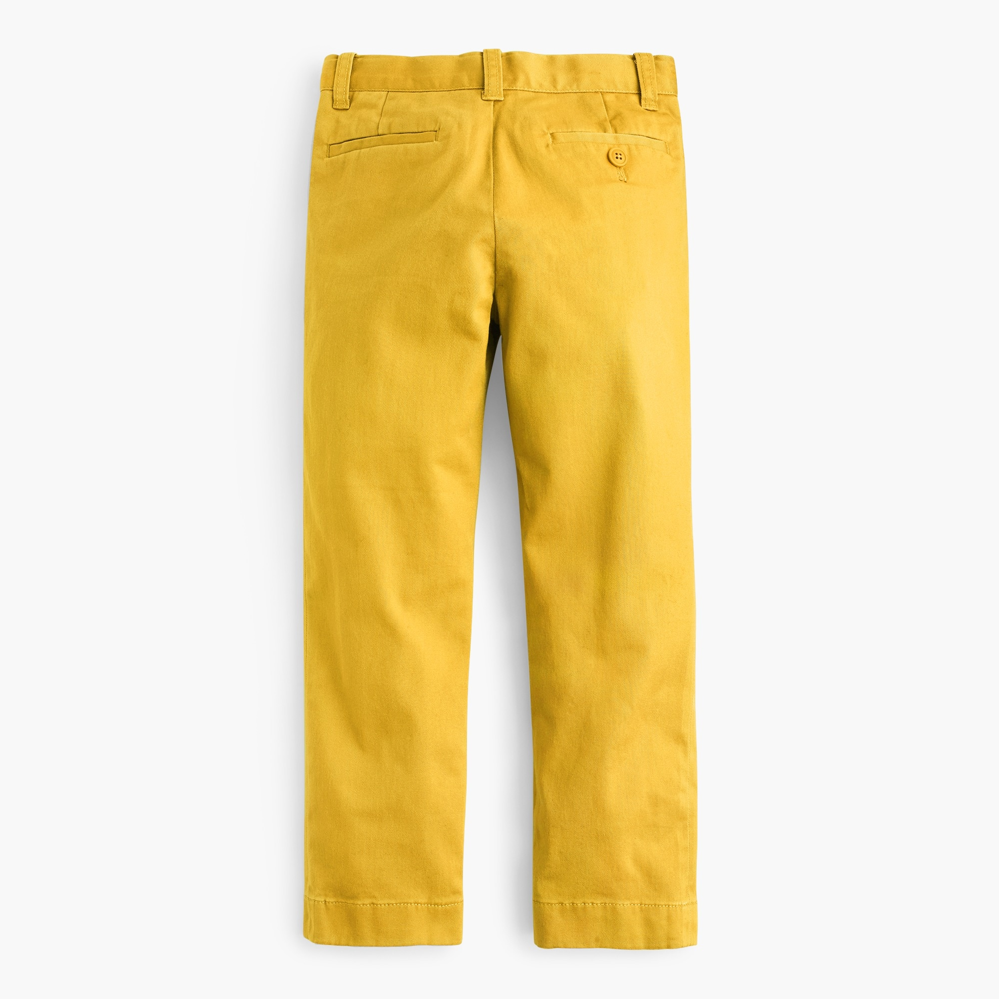 boys' stretch chino pant in slim fit - boys' pants