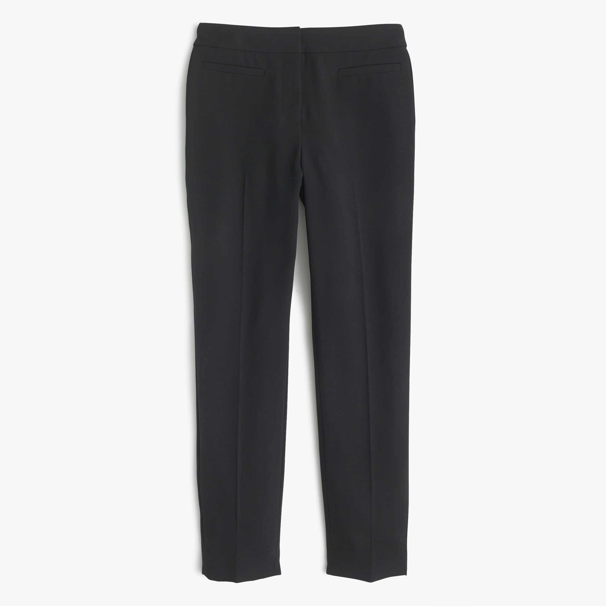 Image 2 for Tall French girl slim crop pant in 365 crepe
