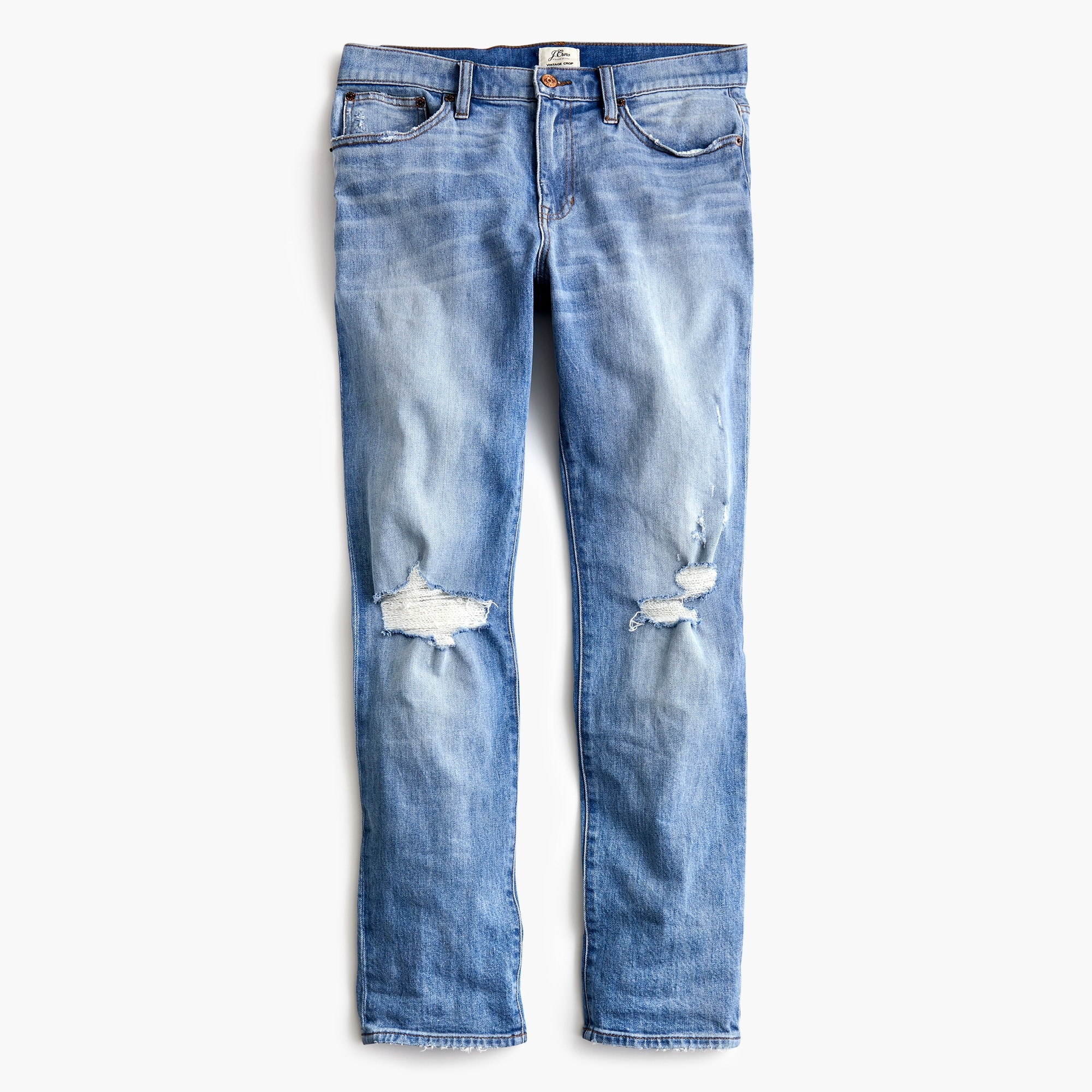 Image 3 for Slim boyfriend jean in Cedar wash