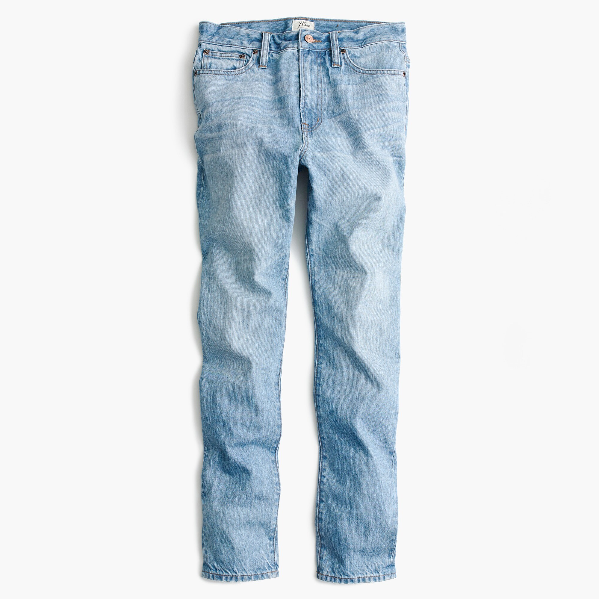 Image 2 for Tall Point Sur high-rise retro straight jean