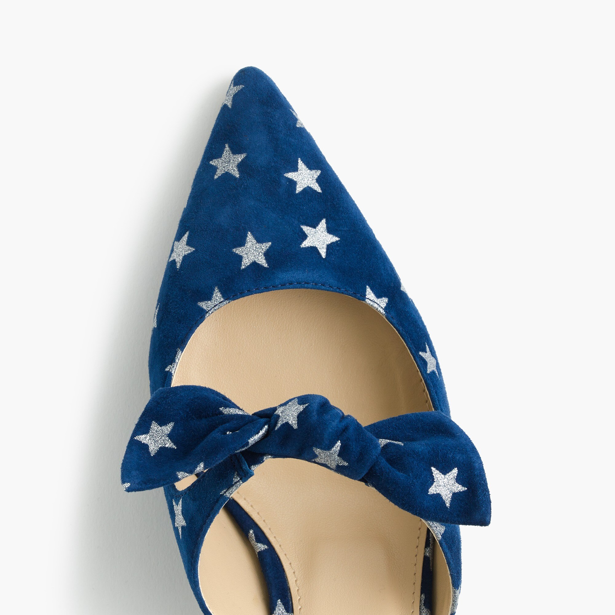 Image 1 for Sophia mules (55mm) in starry suede