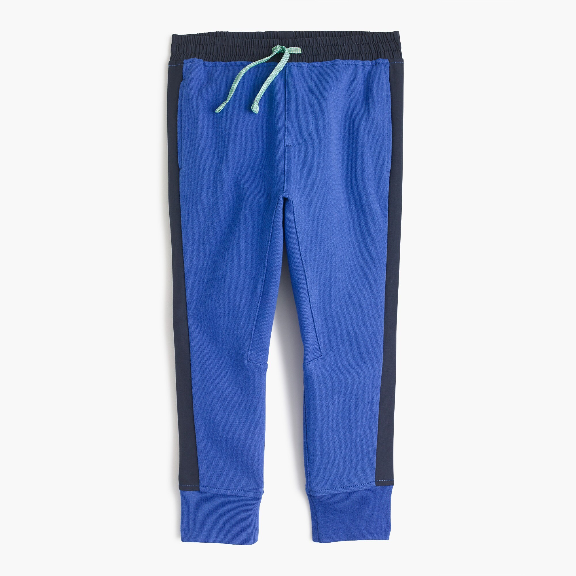 Boys' side-stripe sweatpant in slim fit boy pants c