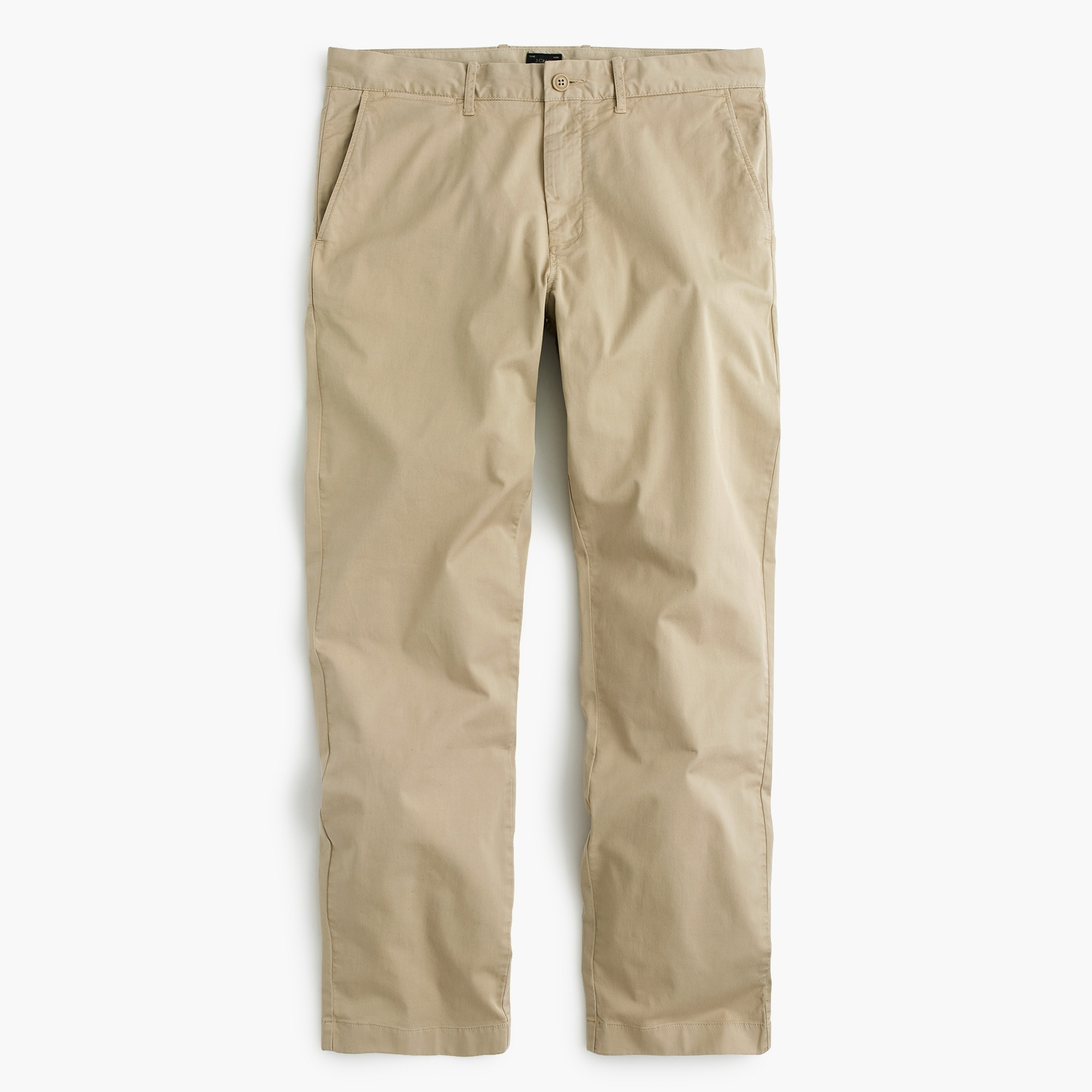 Image 1 for 1040 Athletic-fit lightweight garment-dyed stretch chino