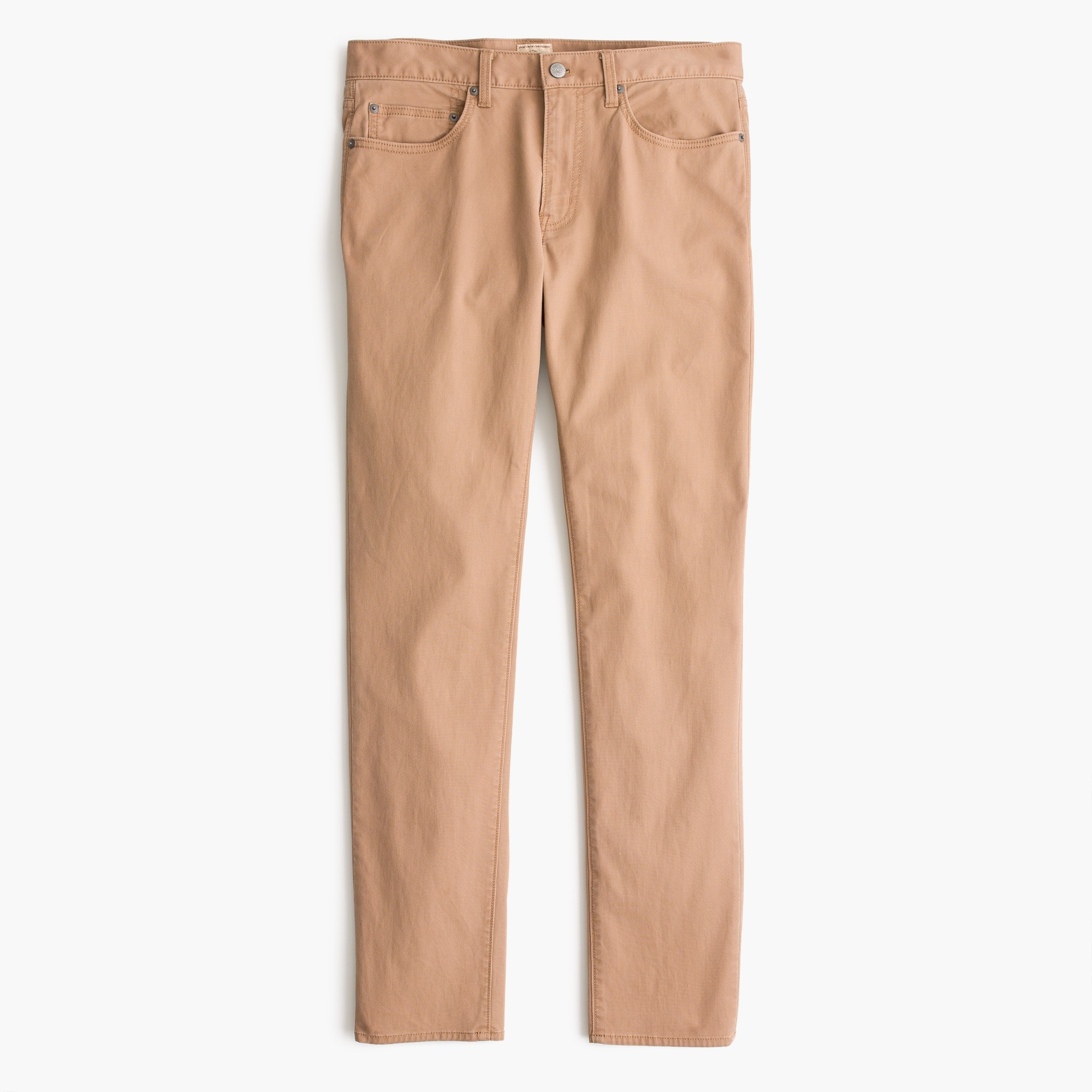 Image 4 for 484 Slim-fit pant in lightweight Bedford cord