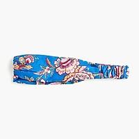 Soft twist headband in Liberty® print