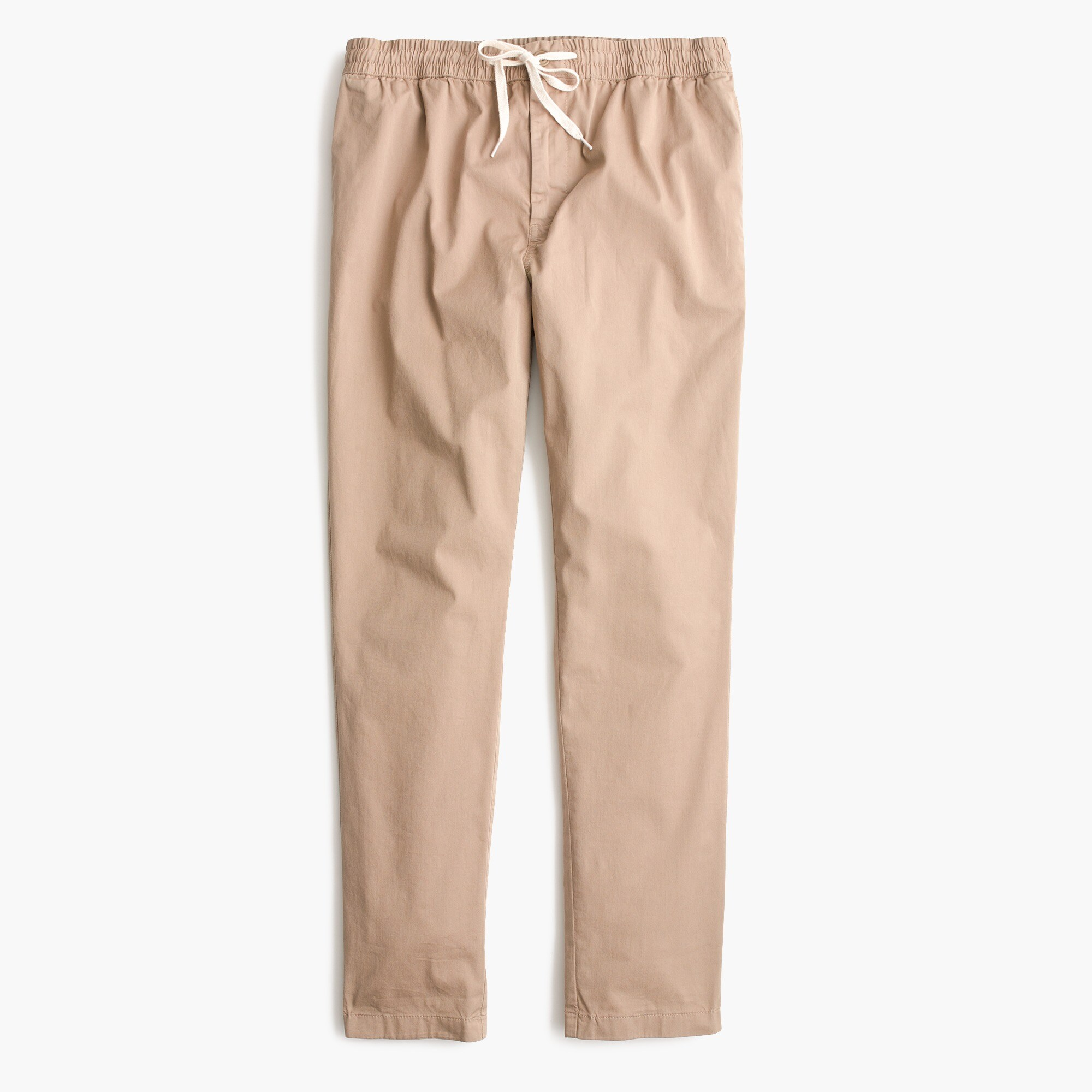 Drawstring pant in chino