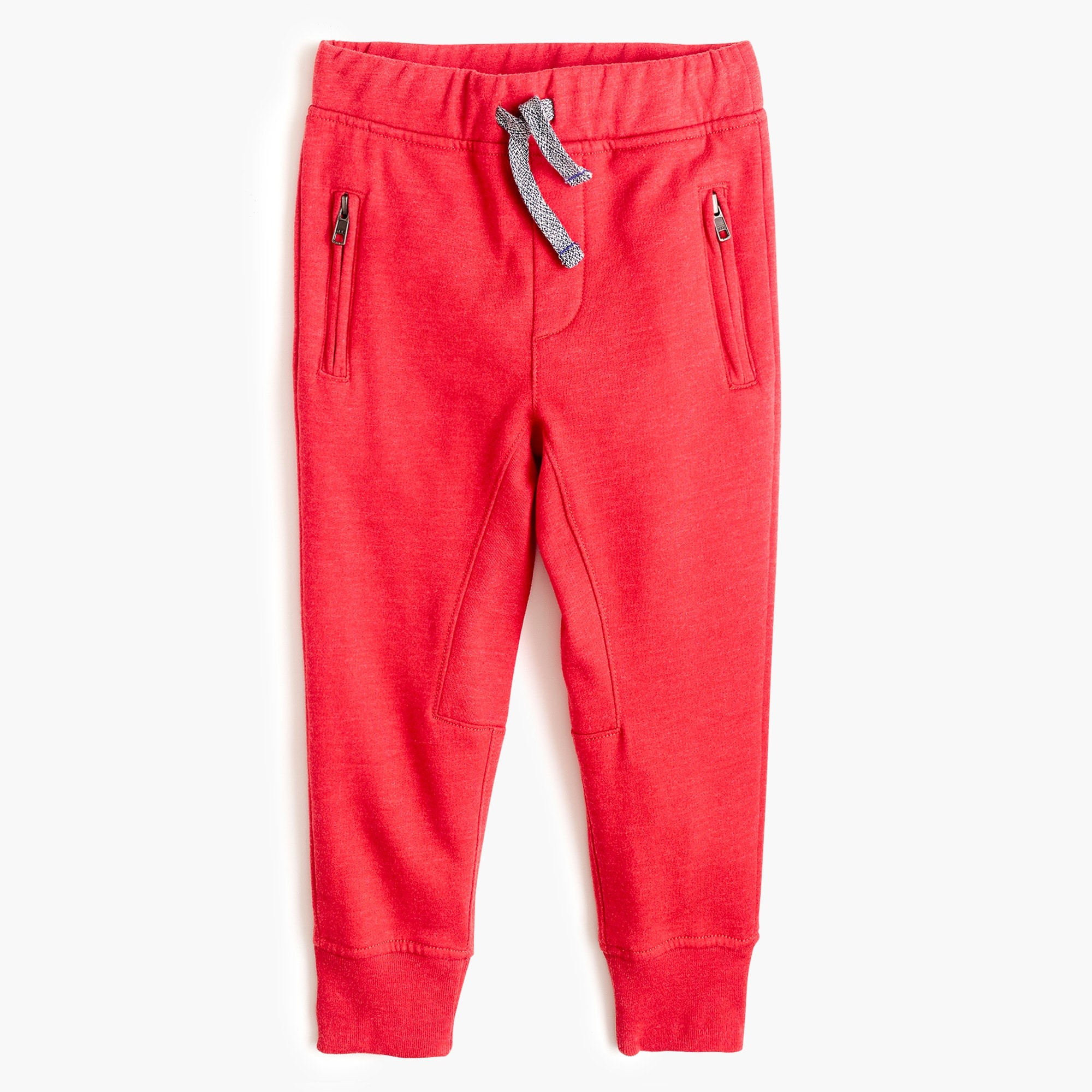 Kids' zip-pocket sweatpant in slim-fit