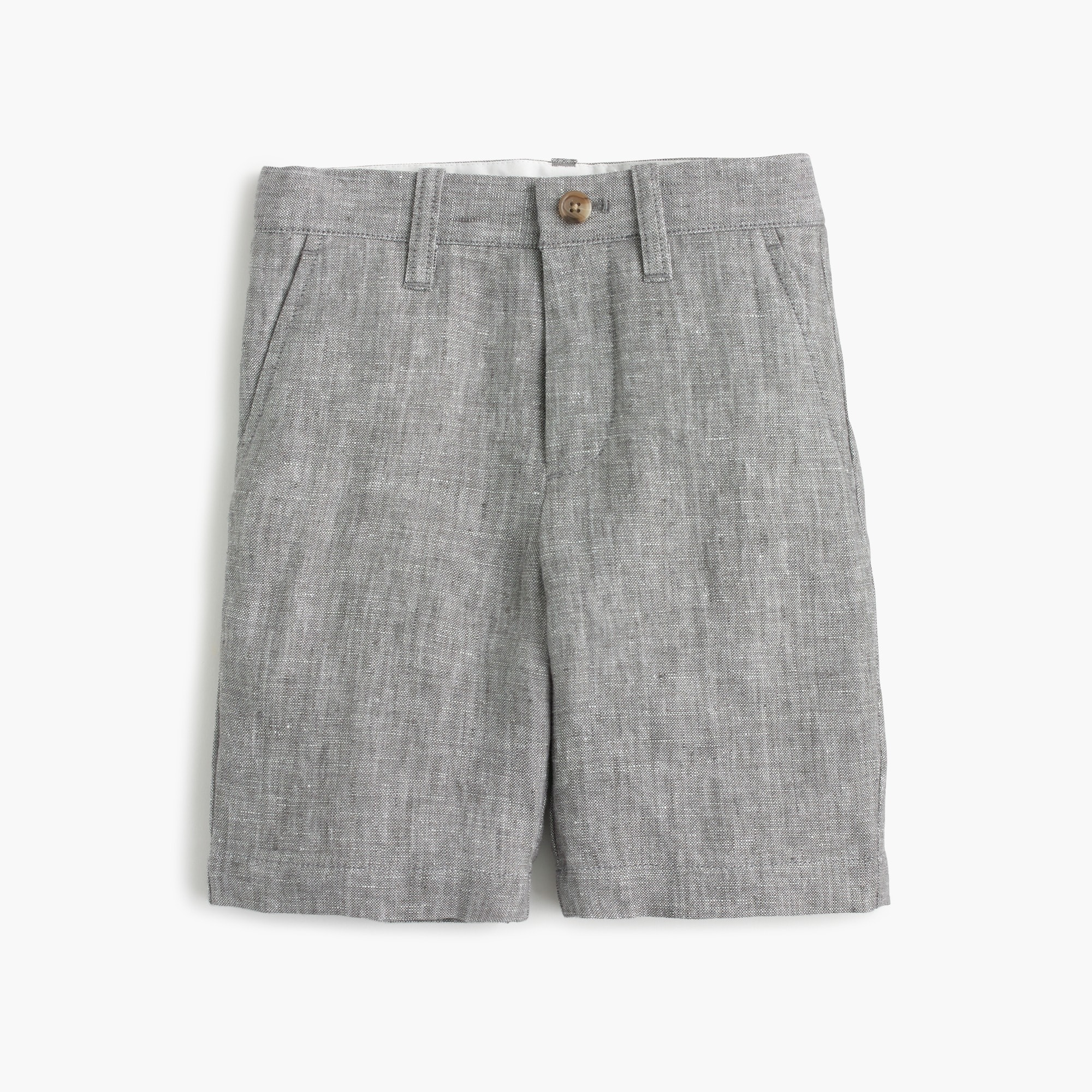 boys Boys' Stanton short in linen