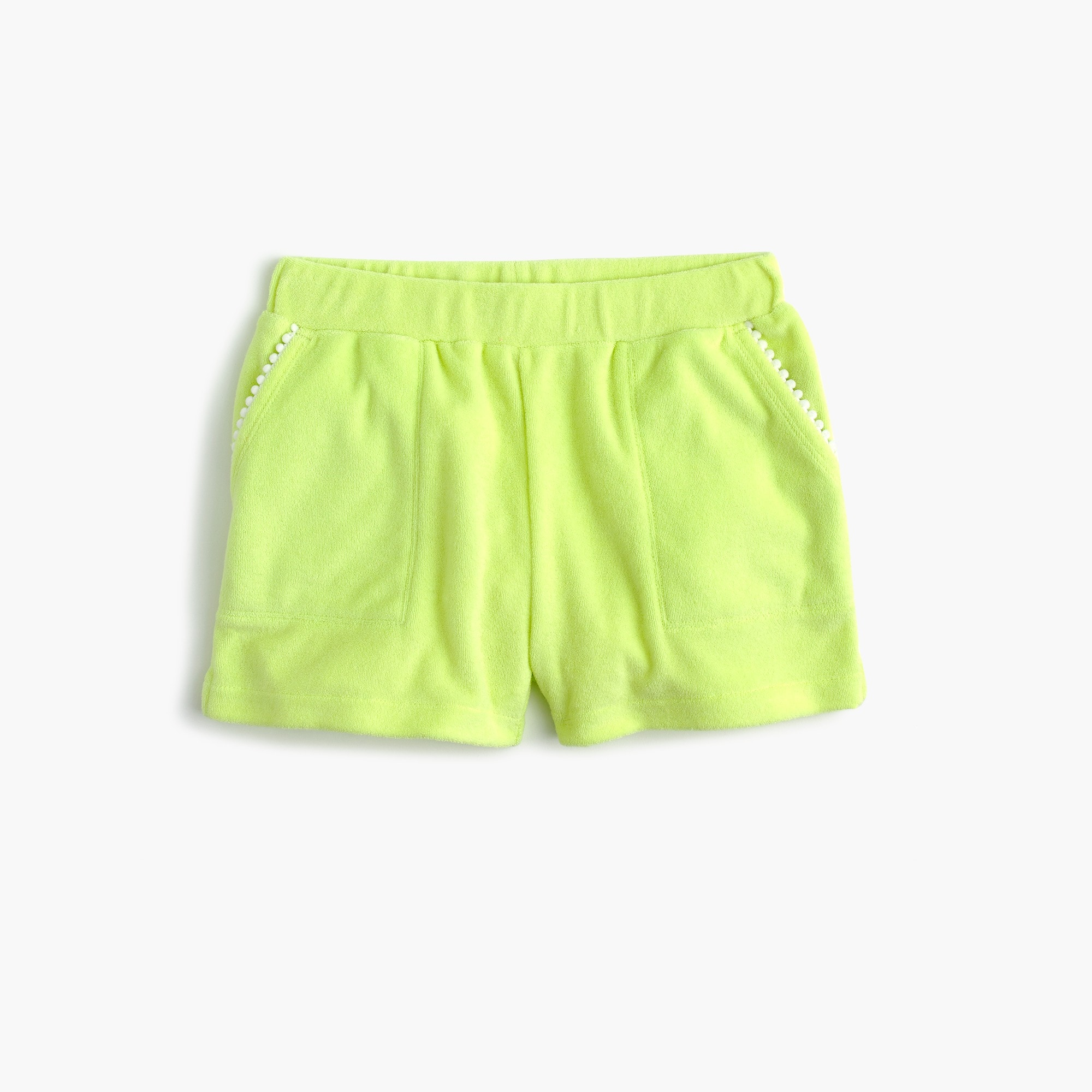 Girls' terry short girl new arrivals c