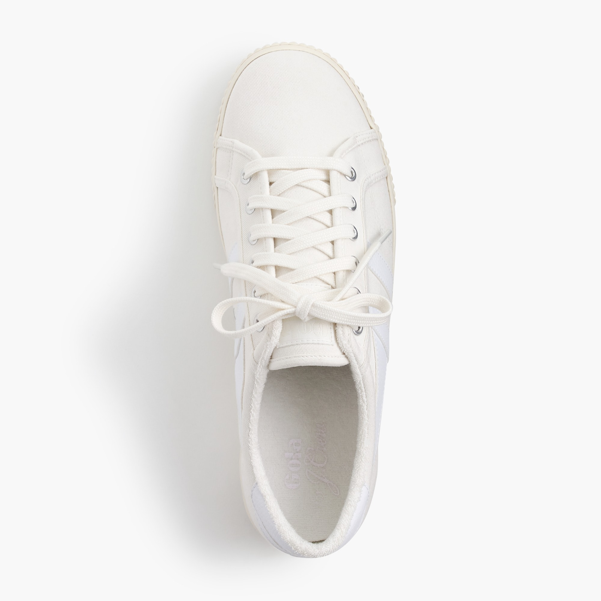 Image 2 for Gola® for J.Crew sneakers in white