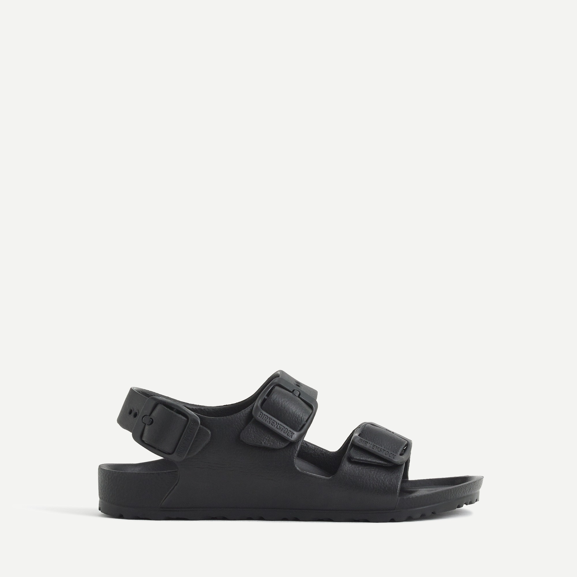 Kids' Birkenstock® Milano waterproof EVA sandals girl j.crew in good company c