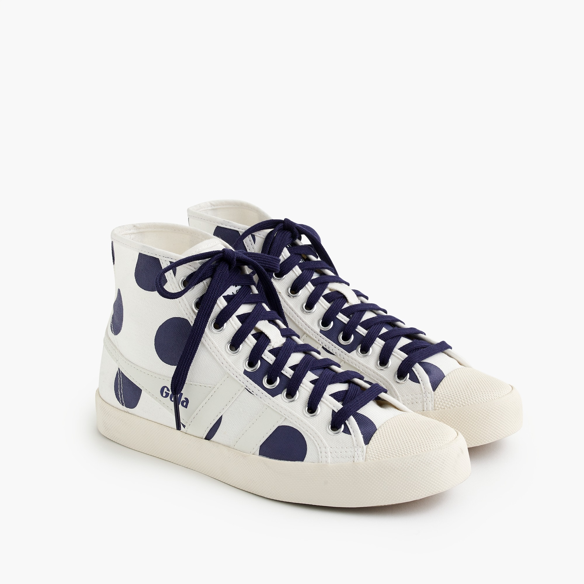 Gola® for J.Crew Coaster high-top sneaker women j.crew in good company c