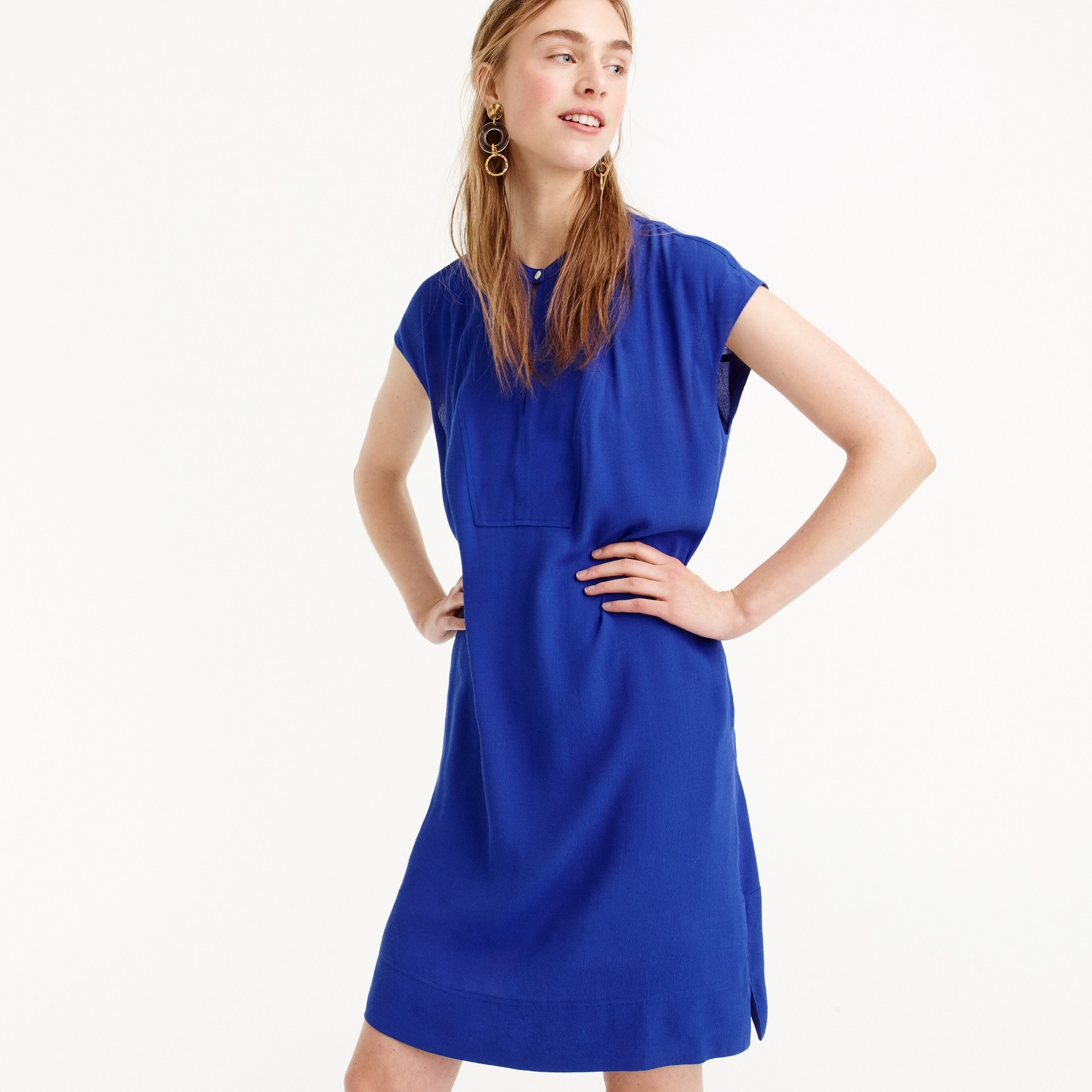 Image 2 for Petite easy tunic dress