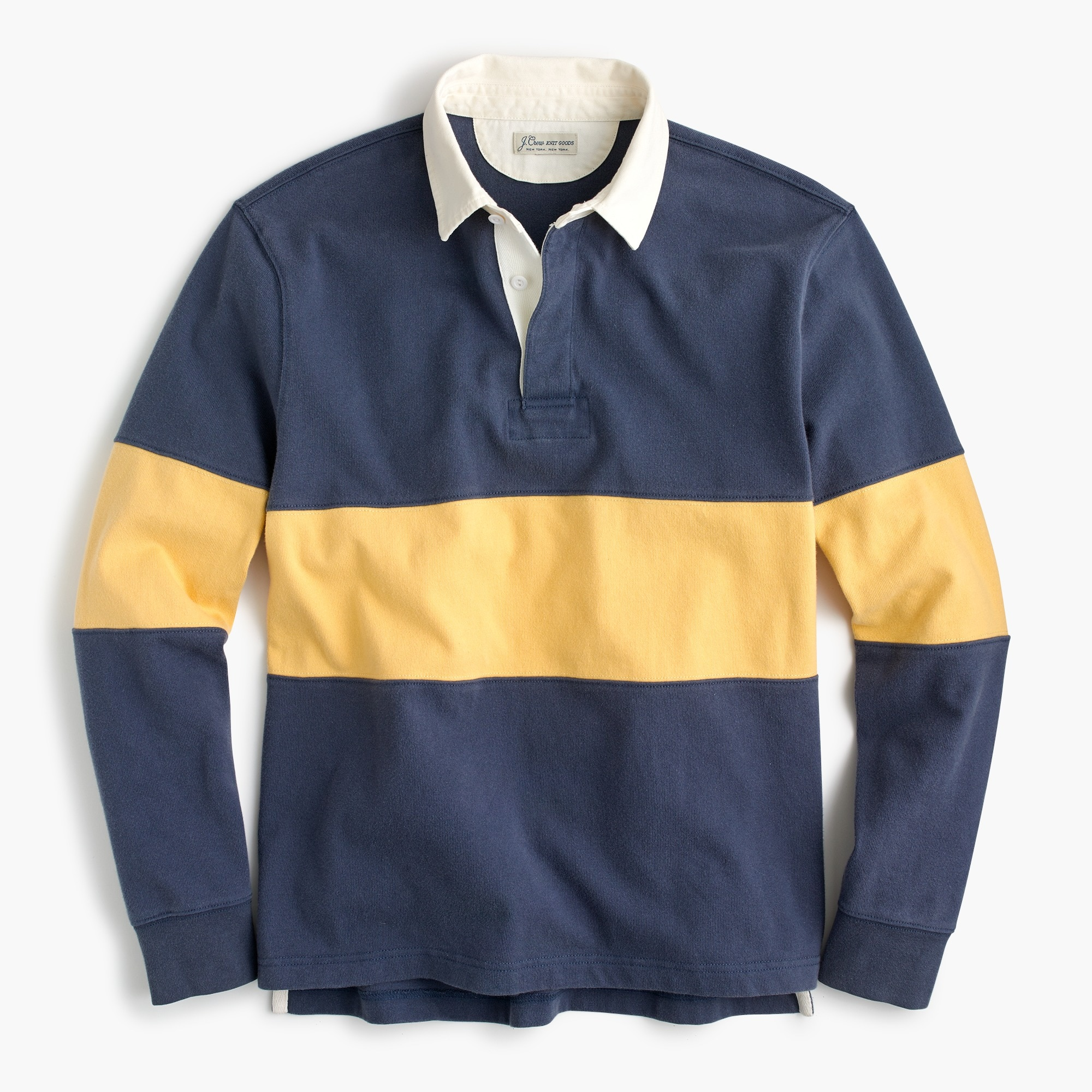 Unisex 1984 rugby shirt in single stripe