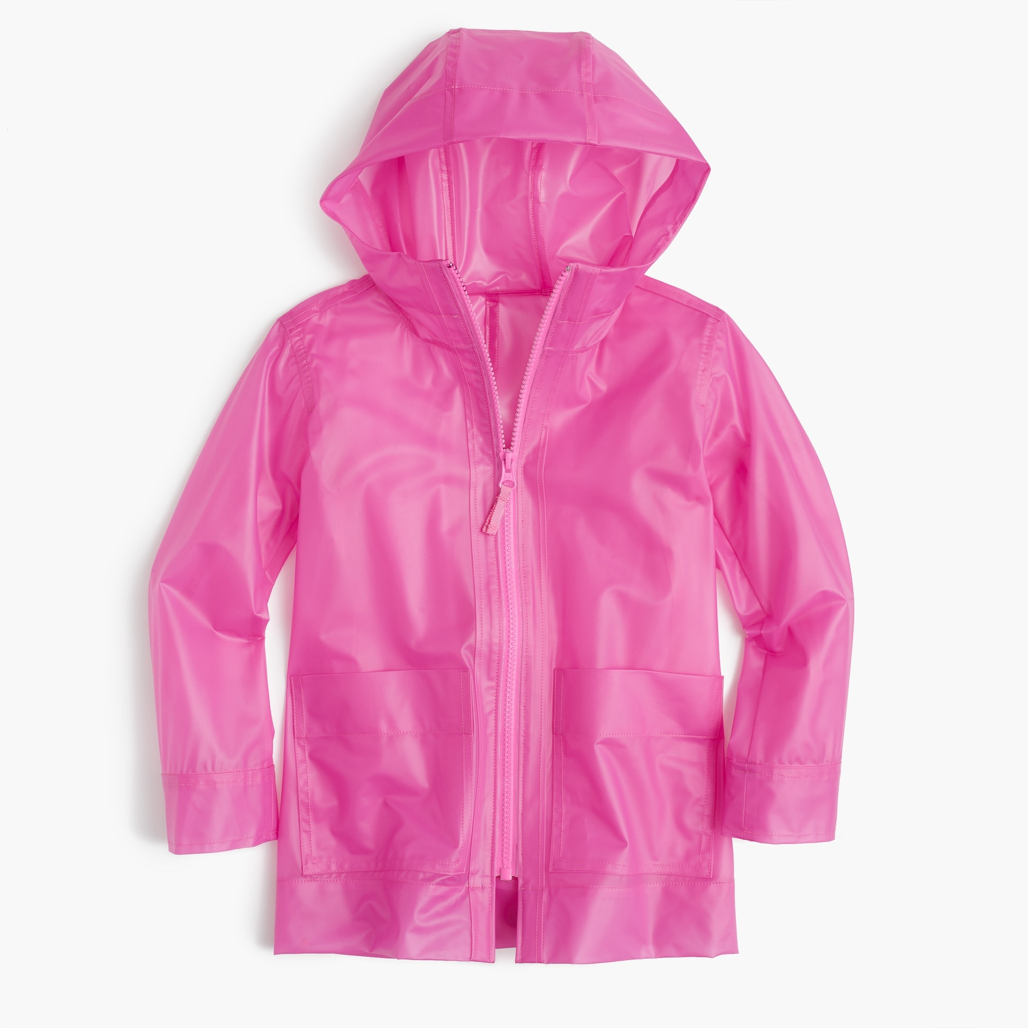Kids' rain jacket girl coats & jackets c
