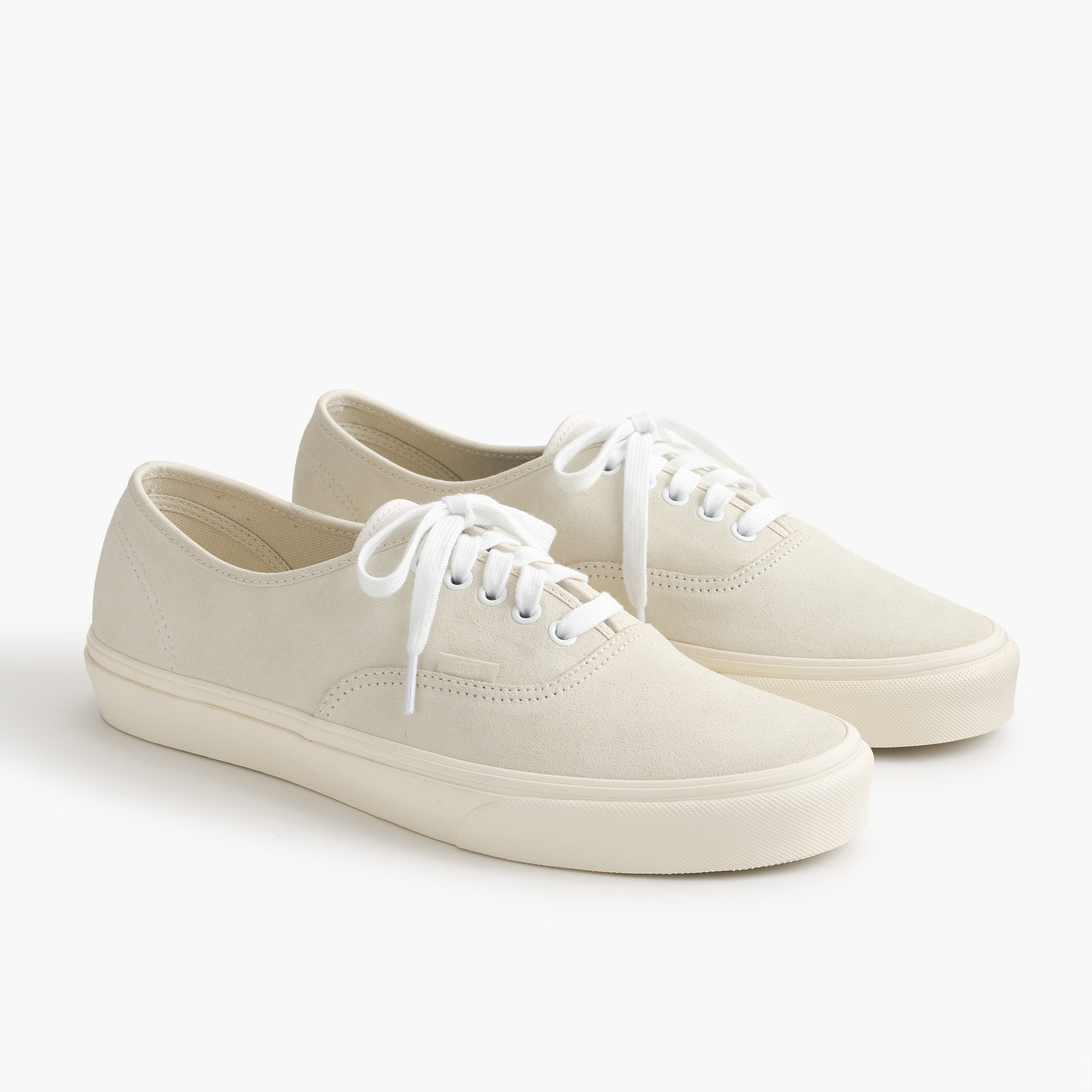 Vans® for J.Crew suede Authentic sneakers men j.crew in good company c