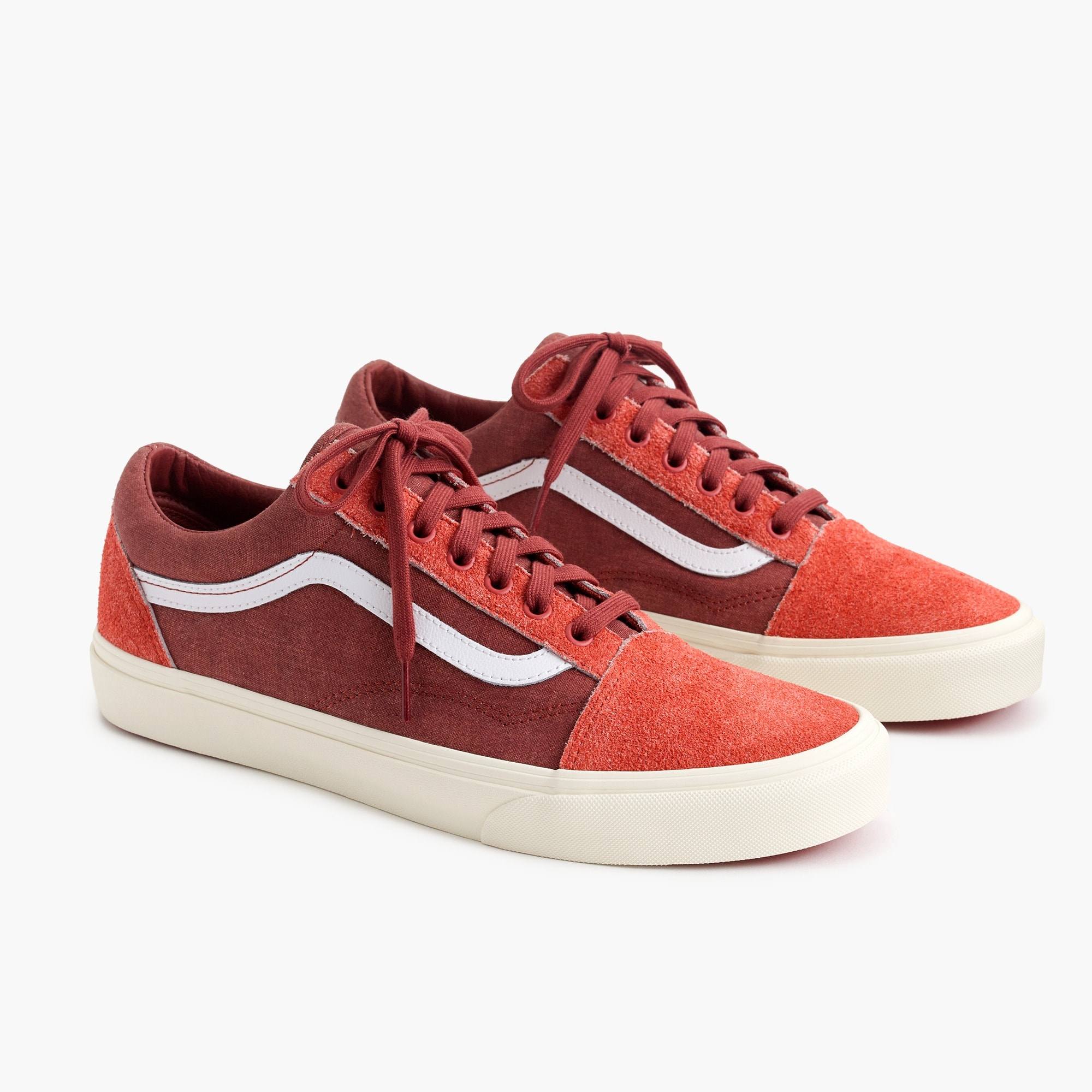 Vans® for J.Crew Old Skool sneakers in washed canvas men j.crew in good company c