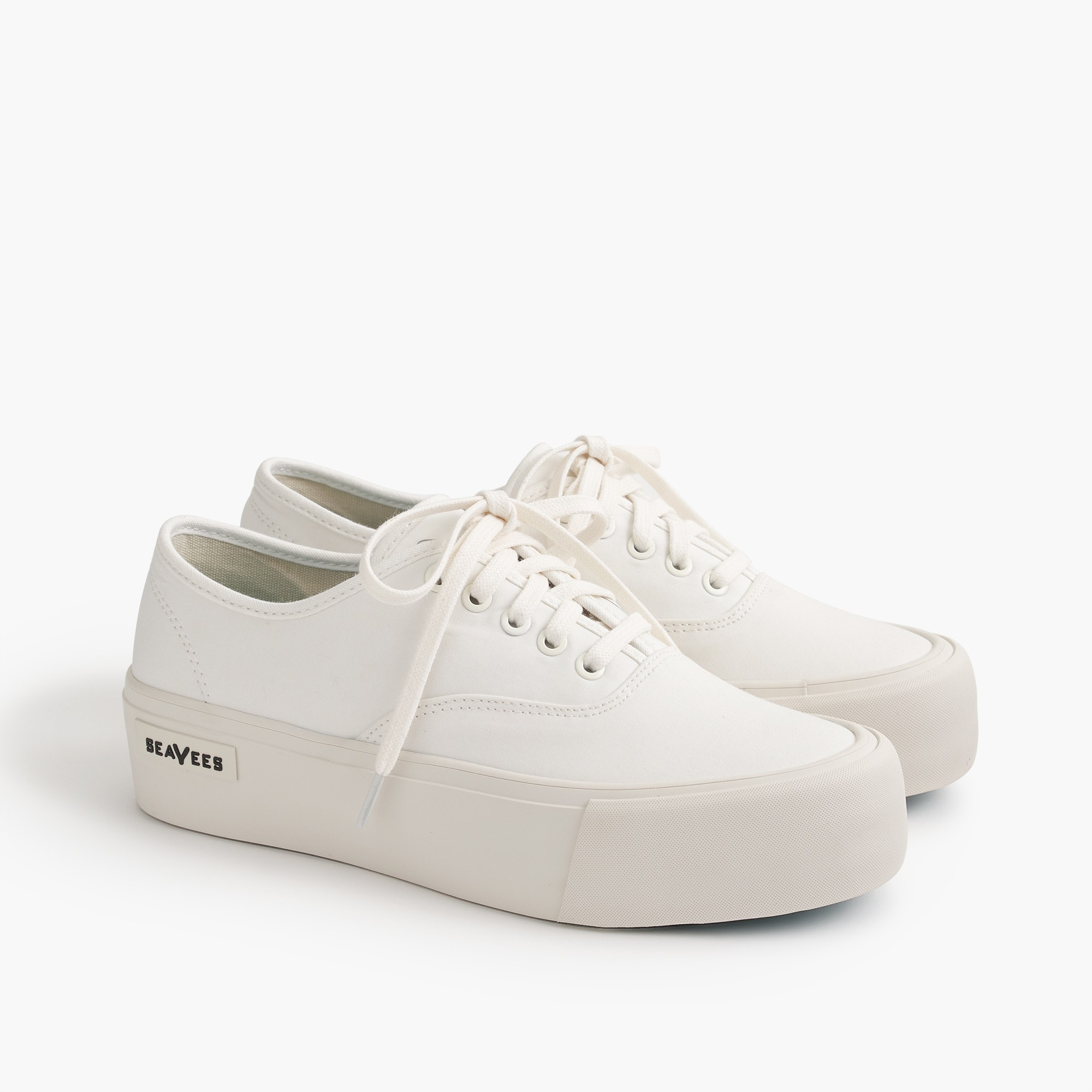 SeaVees® for J.Crew Legend platform sneakers women j.crew in good company c