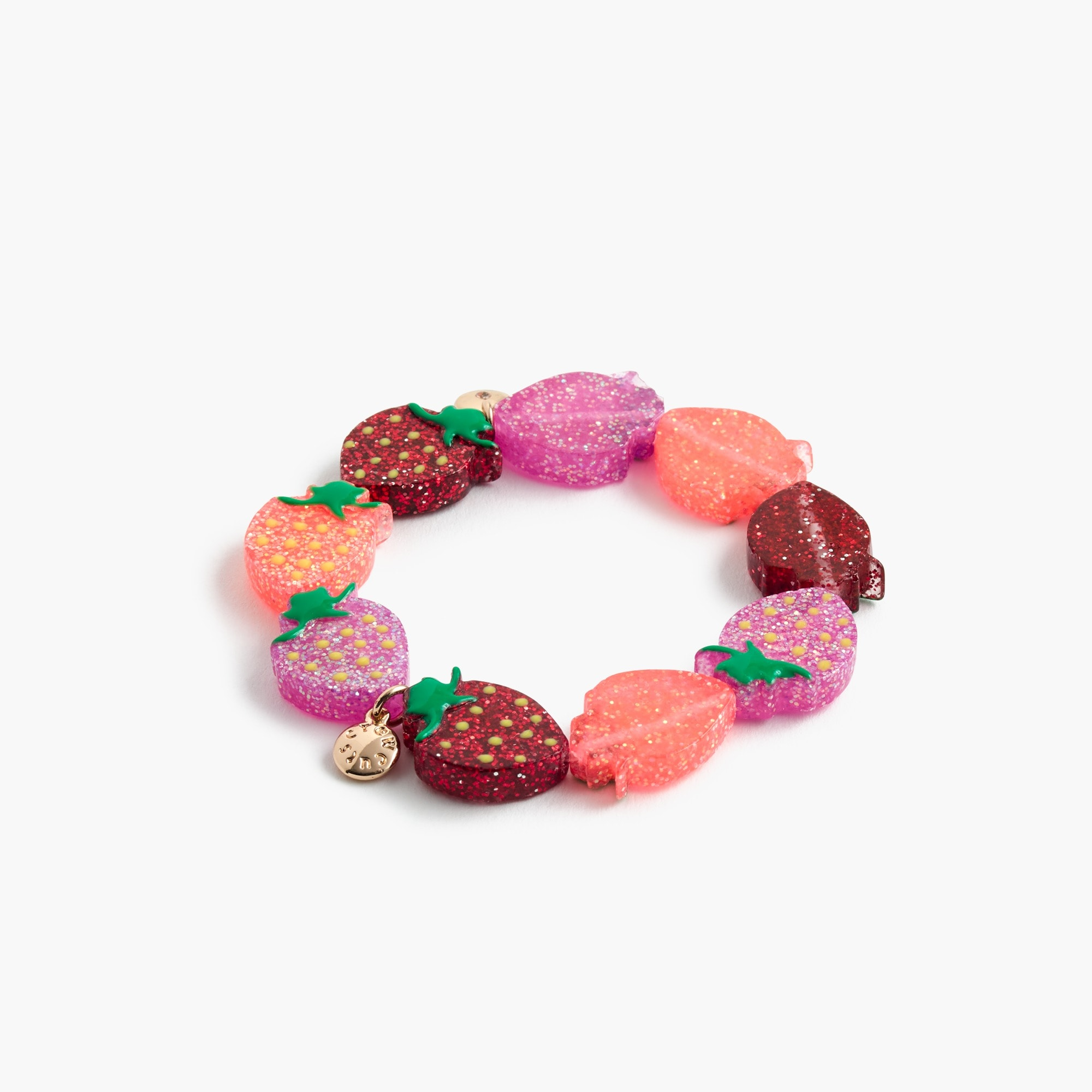 Girls' strawberry bracelet girl jewelry & accessories c