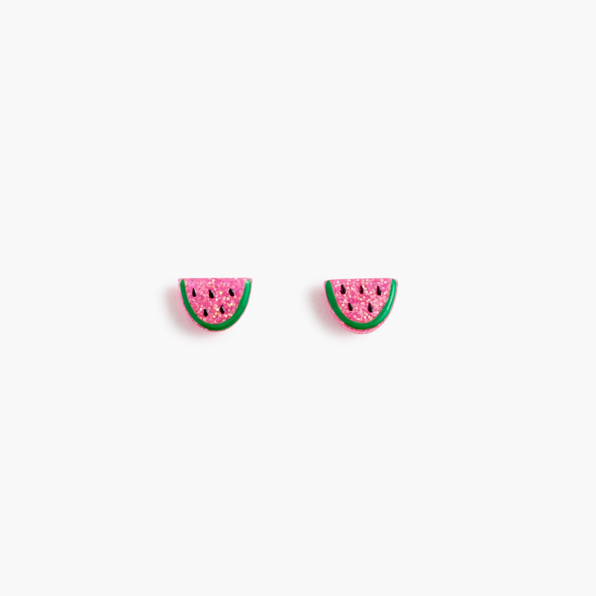Girls' watermelon stud earrings girl jewelry & accessories c